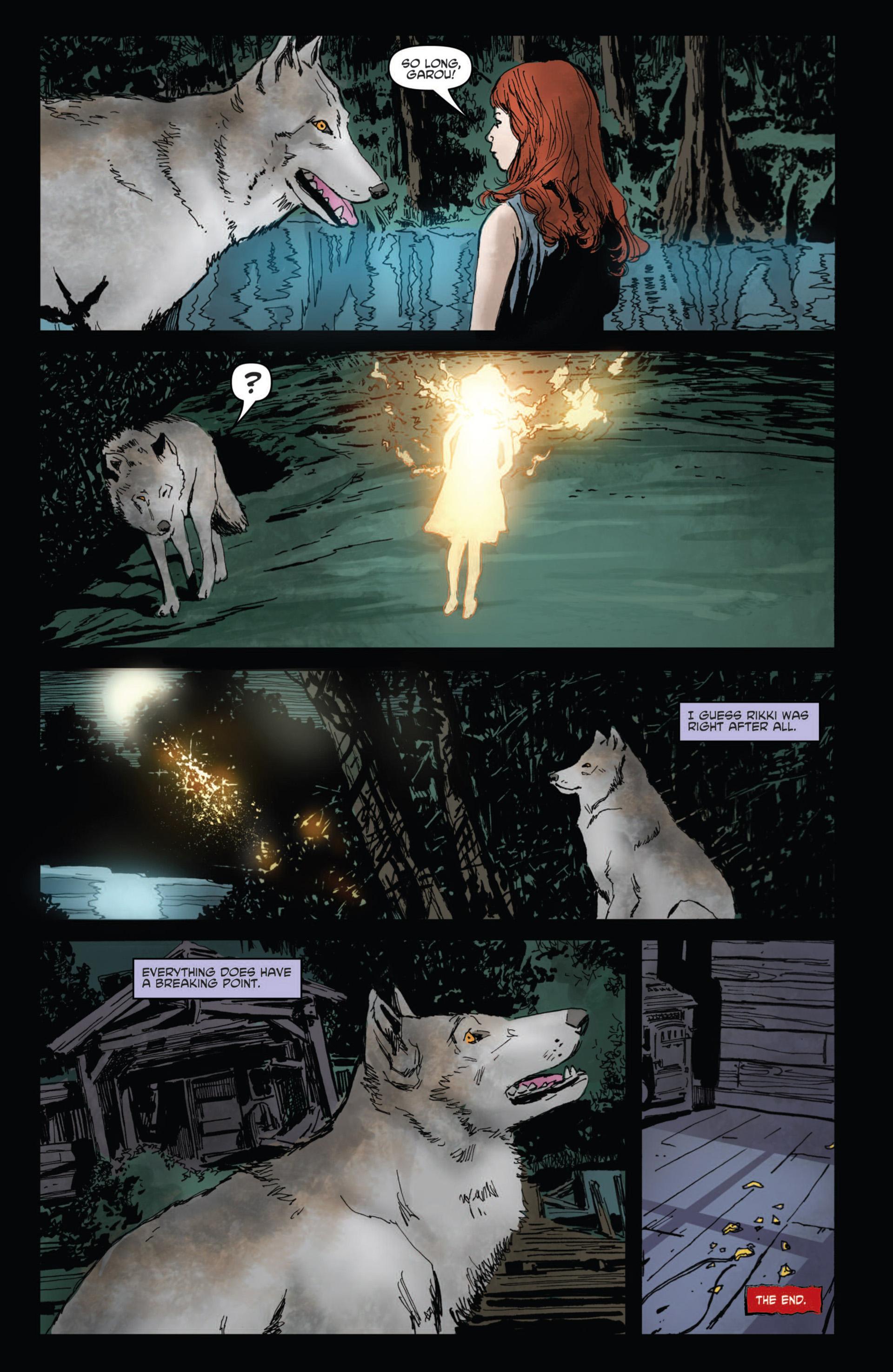 Read online True Blood (2012) comic -  Issue #10 - 24