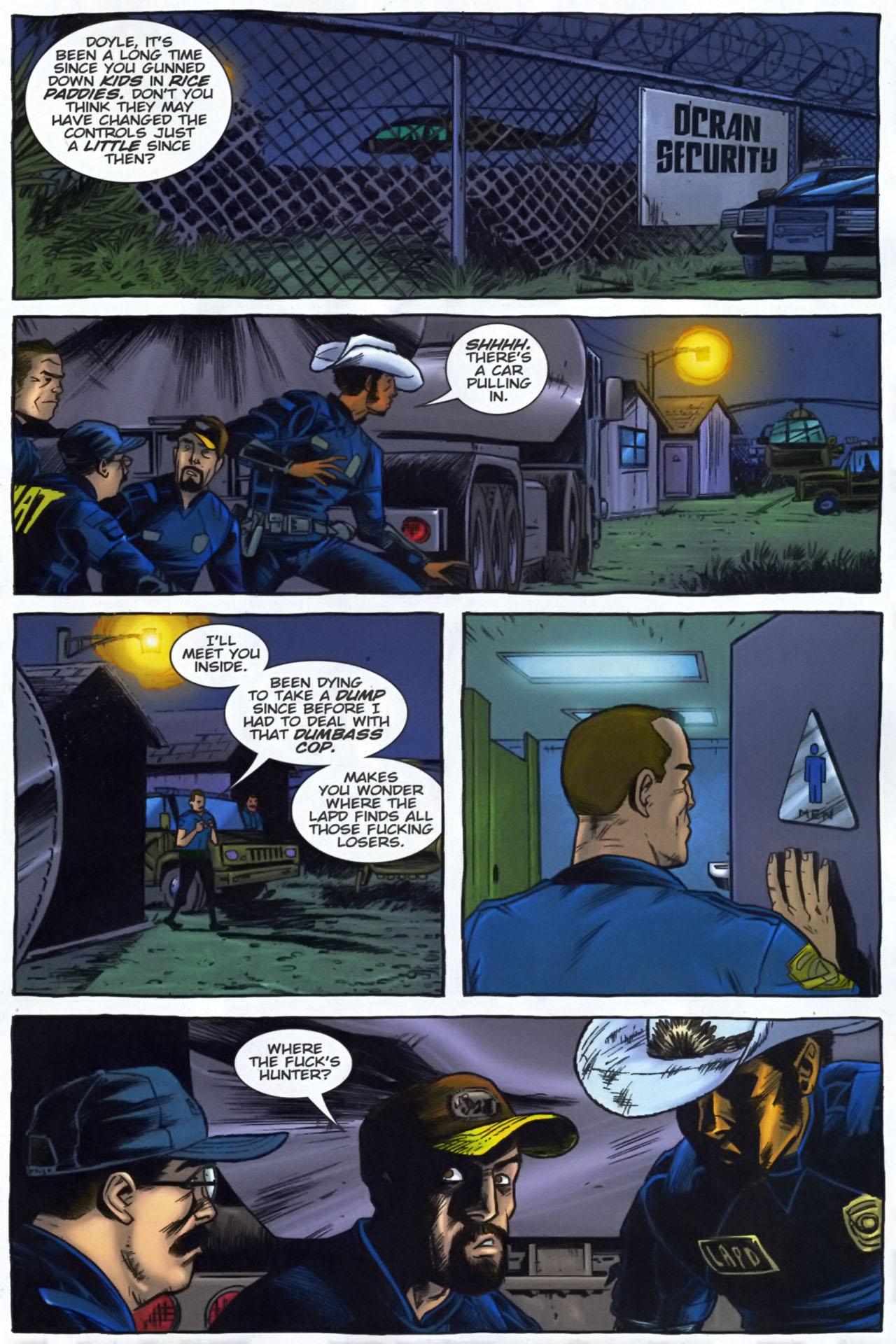 Read online The Exterminators comic -  Issue #29 - 10