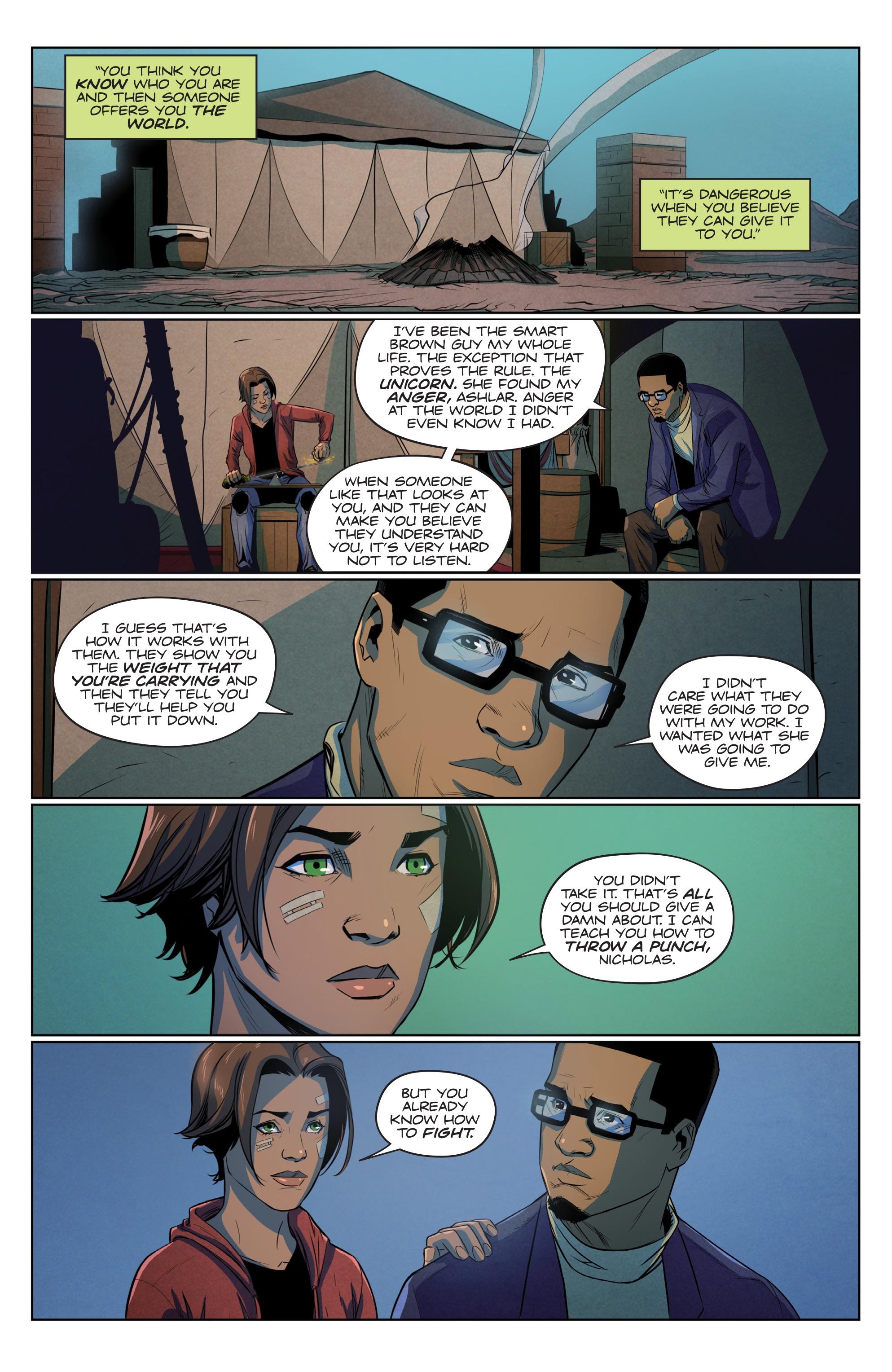 Read online Romulus comic -  Issue #4 - 18