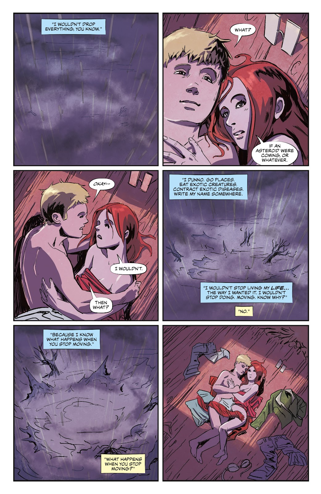 Read online Maxwell's Demons comic -  Issue #4 - 24