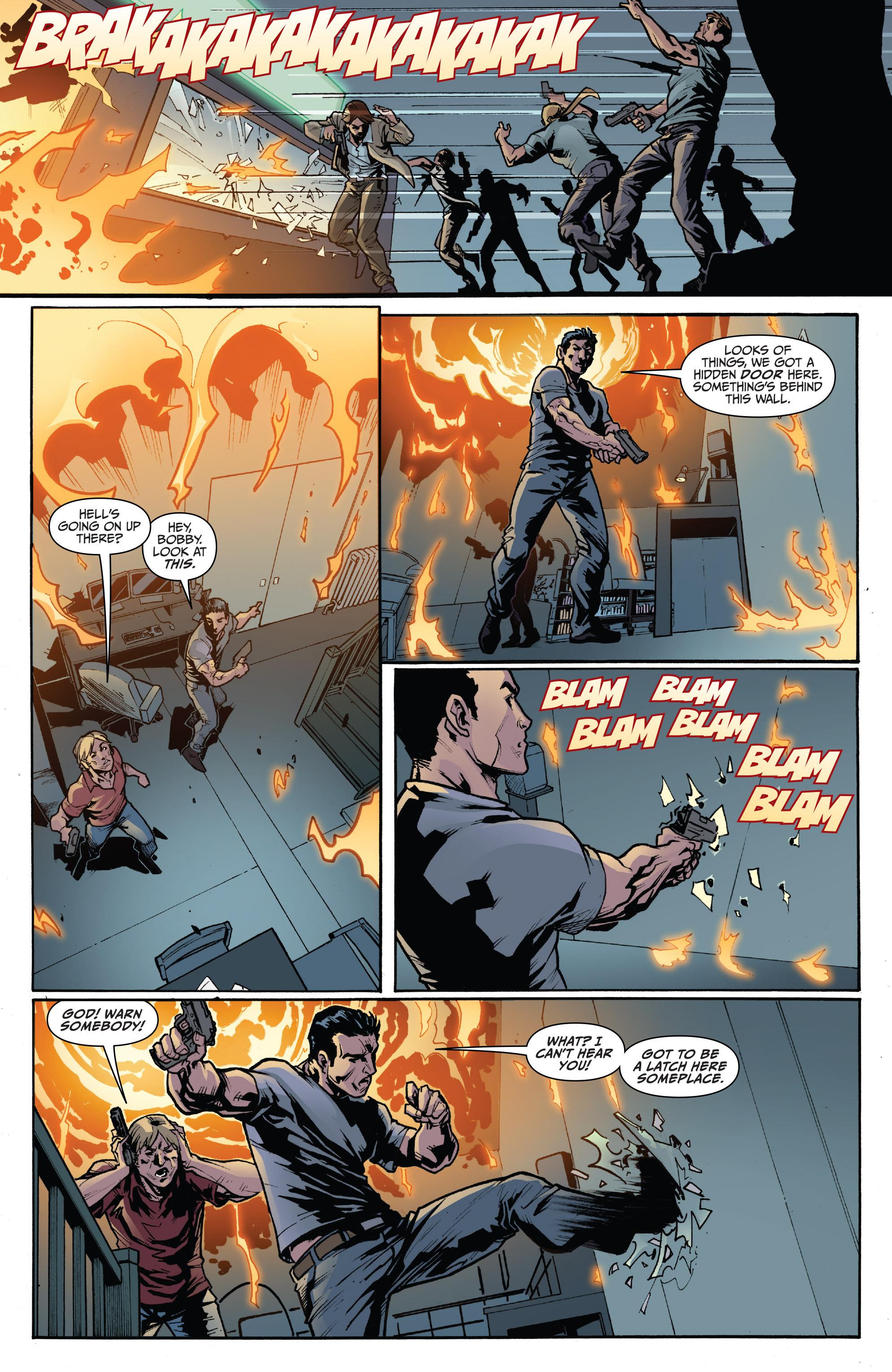 Read online 3 Guns comic -  Issue #3 - 14