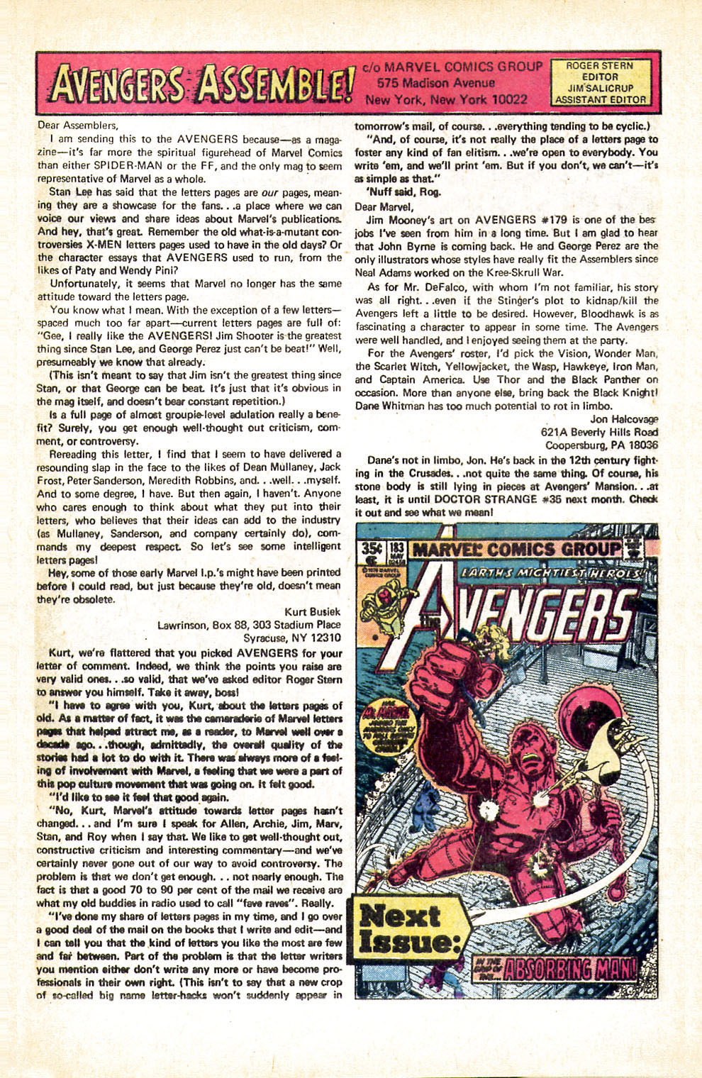 The Avengers (1963) 183 Page 23