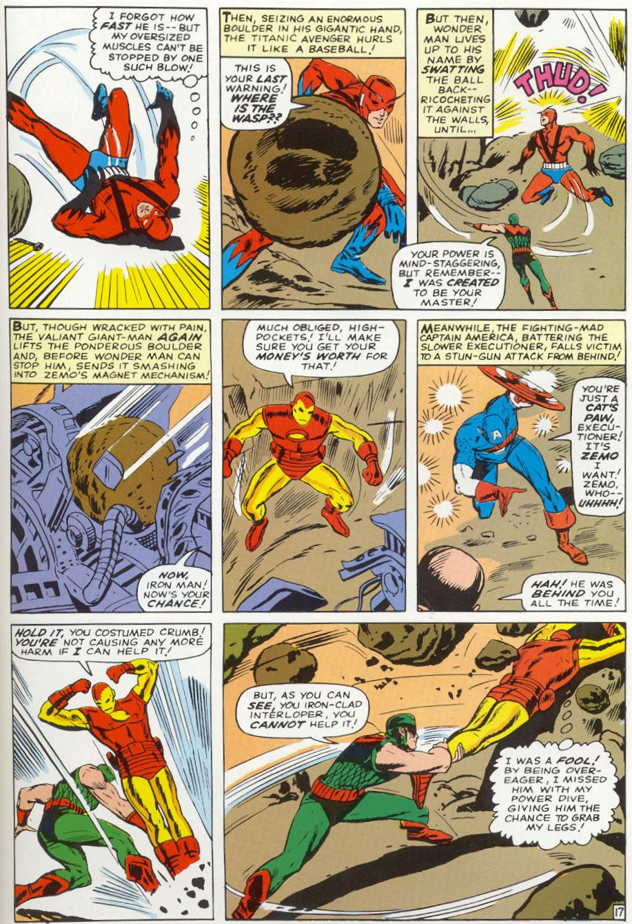 The Avengers (1963) 9 Page 17