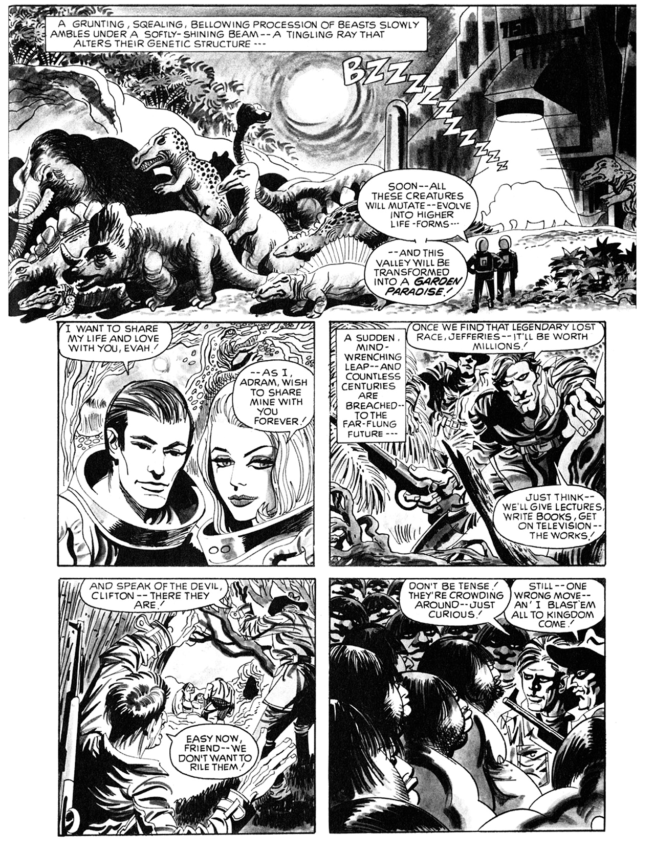 Read online Eerie Archives comic -  Issue # TPB 9 - 24