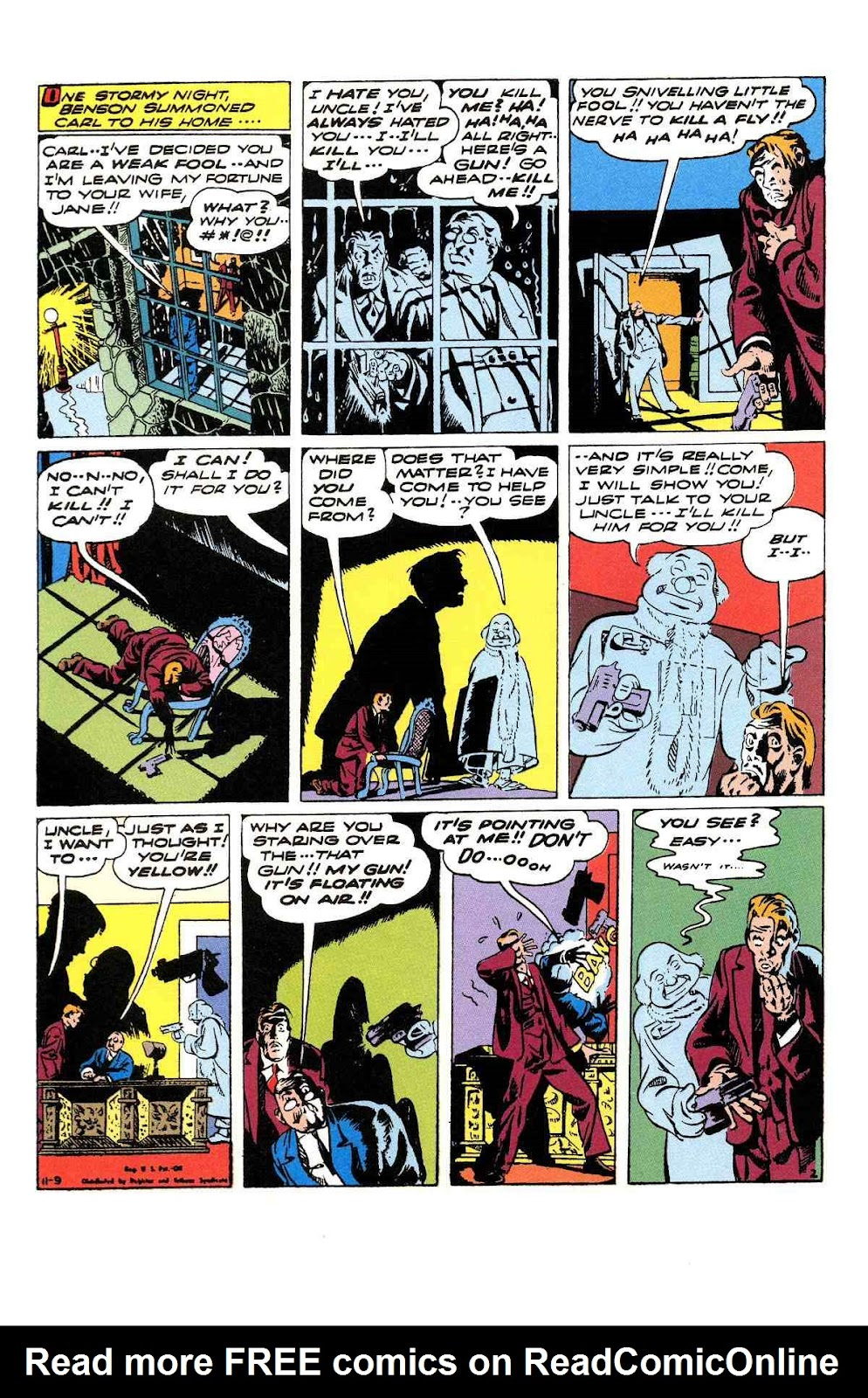 Read online Will Eisner's The Spirit Archives comic -  Issue # TPB 3 (Part 2) - 47