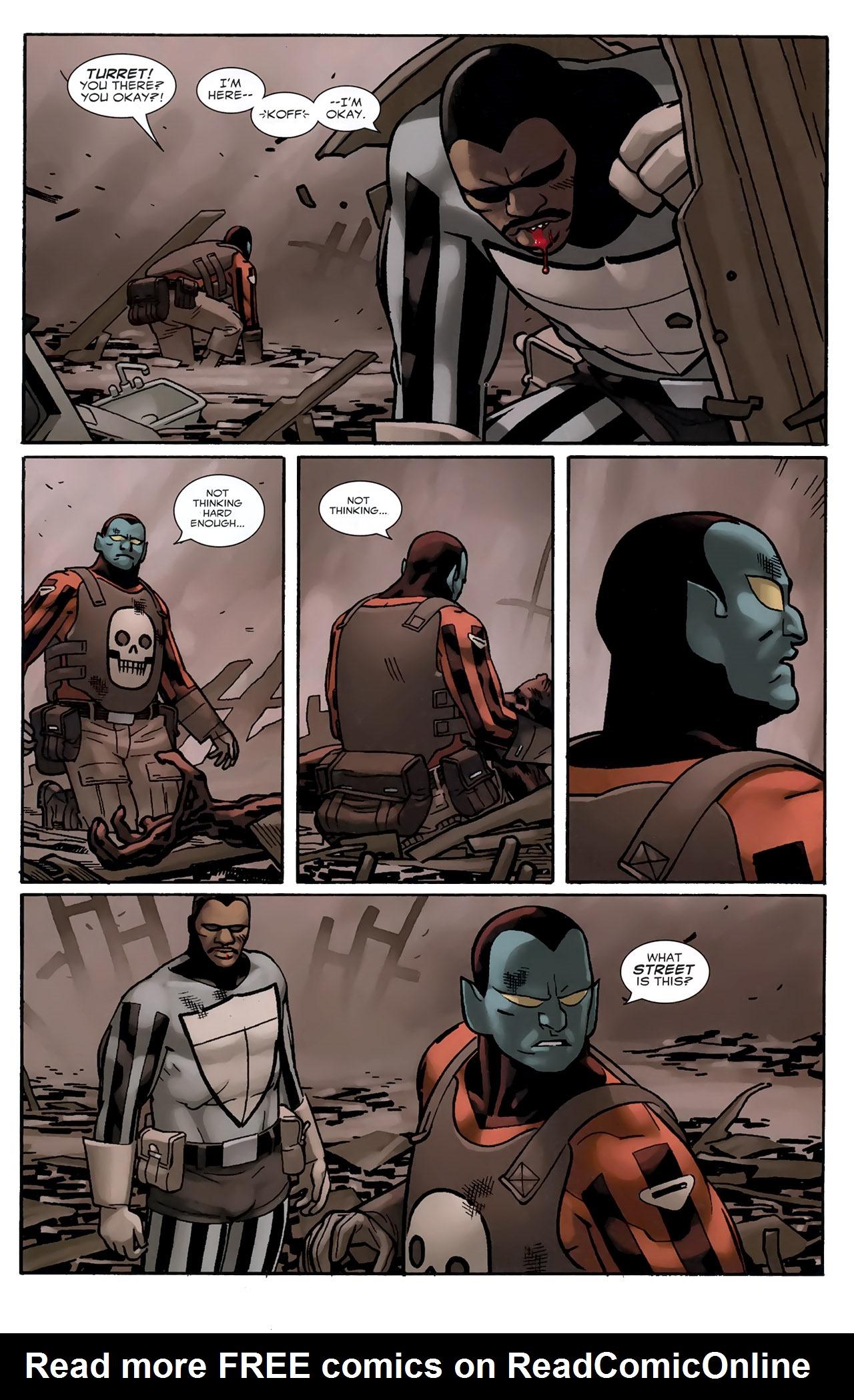 Read online Destroyer comic -  Issue #3 - 8