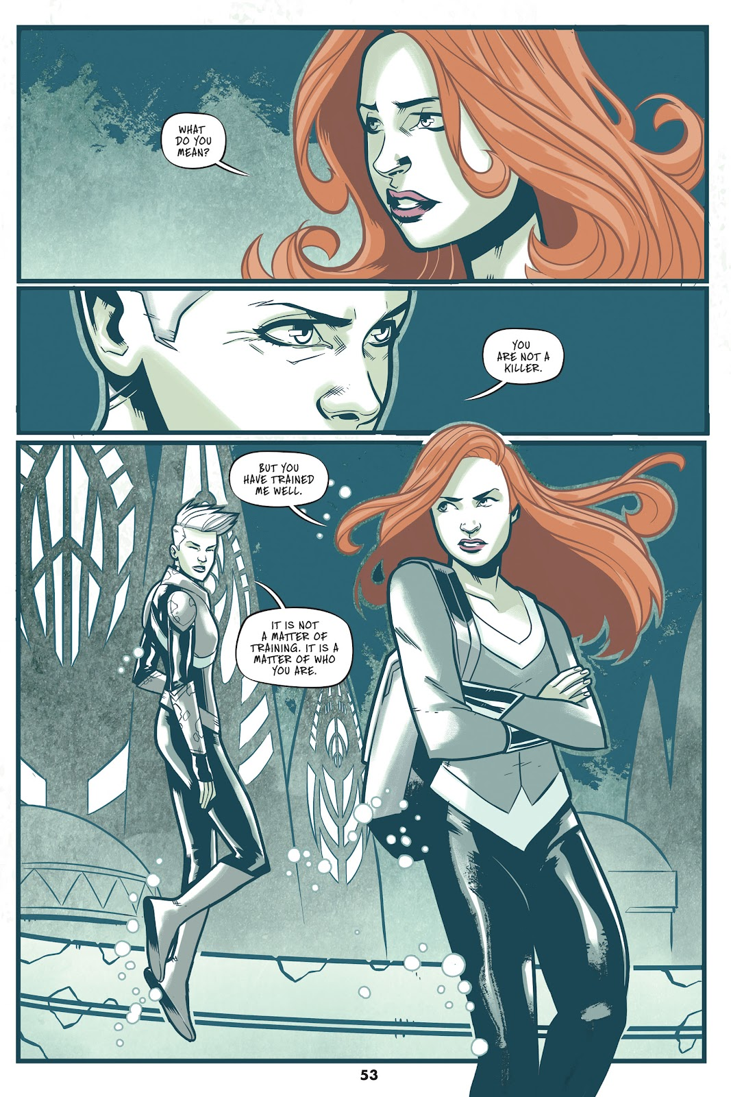 Read online Mera: Tidebreaker comic -  Issue # TPB (Part 1) - 53
