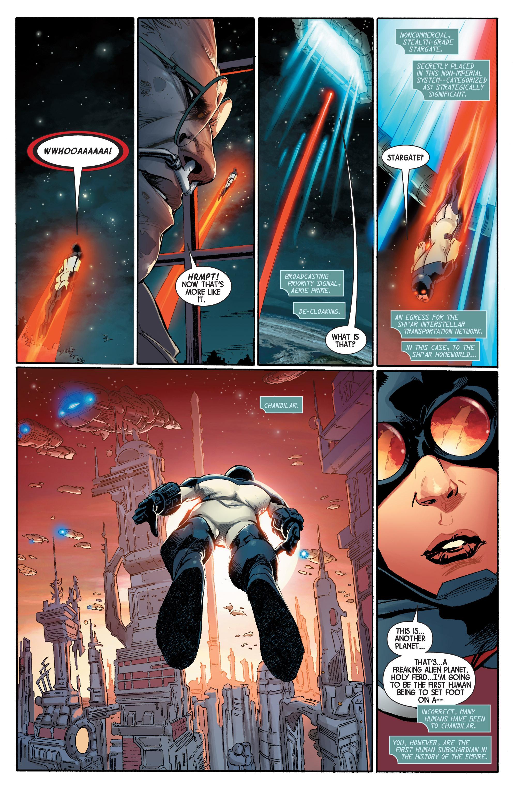 Read online Avengers (2013) comic -  Issue #Avengers (2013) _TPB 1 - 112