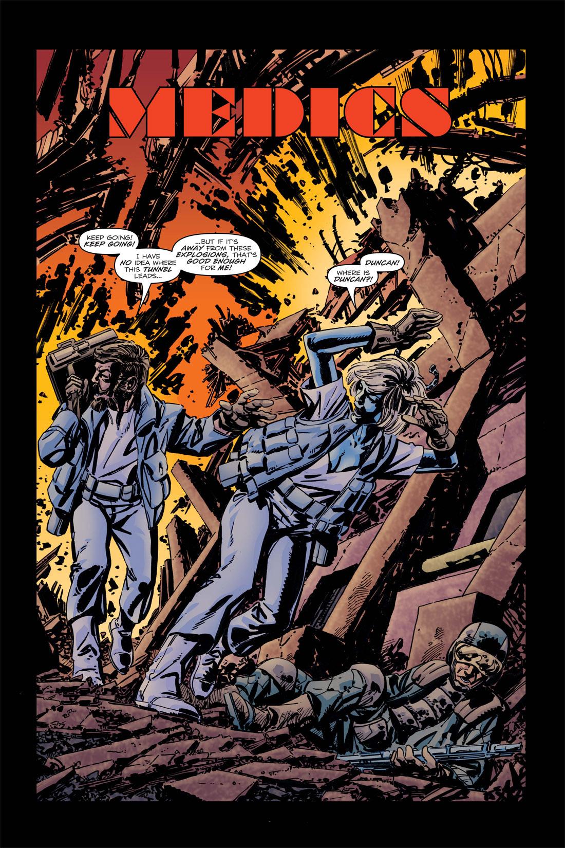Read online Star Trek: Leonard McCoy, Frontier Doctor comic -  Issue #3 - 5
