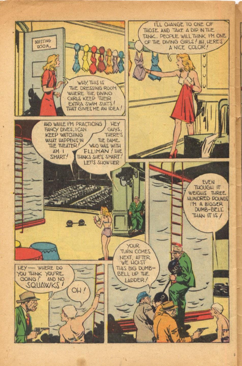 Read online Super-Magician Comics comic -  Issue #54 - 45