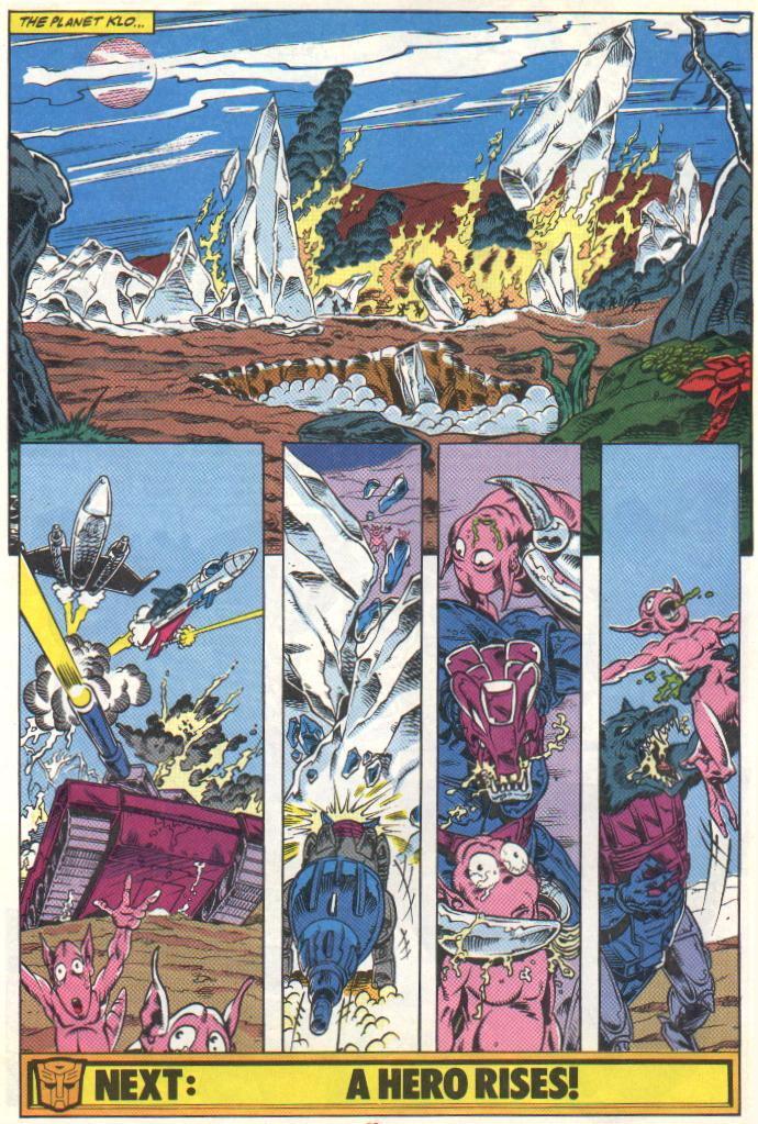 The Transformers (UK) 329 Page 10