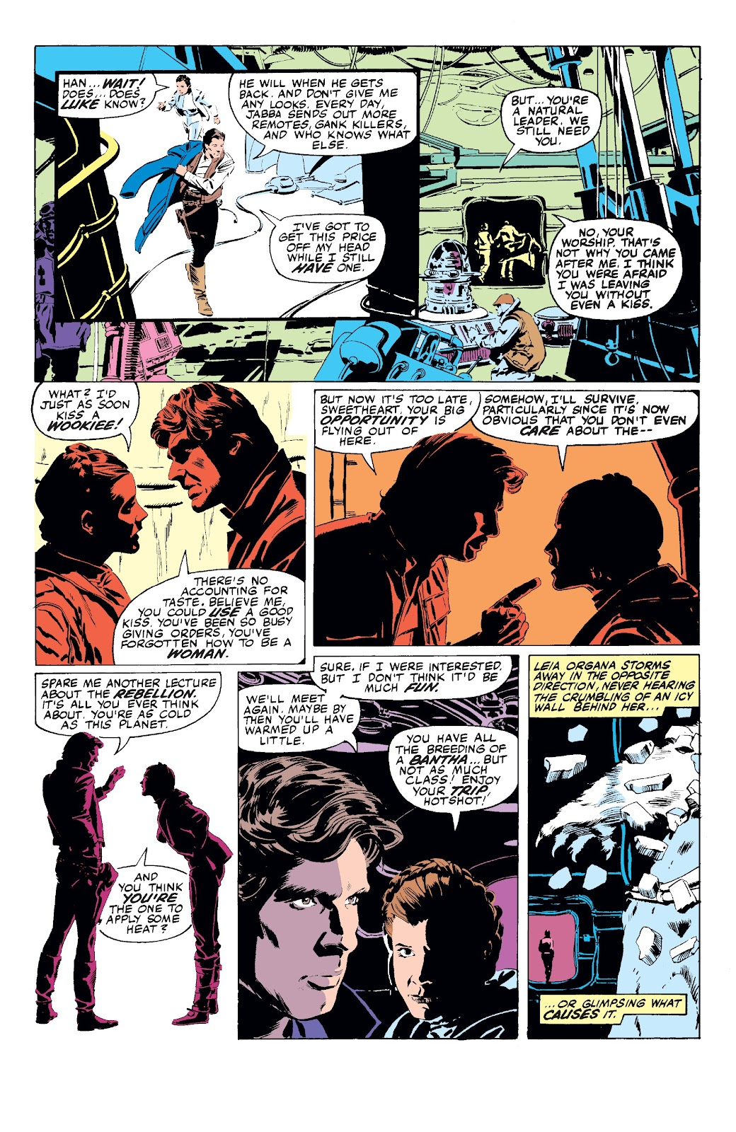 Read online Star Wars Legends: The Original Marvel Years - Epic Collection comic -  Issue # TPB 3 (Part 1) - 12