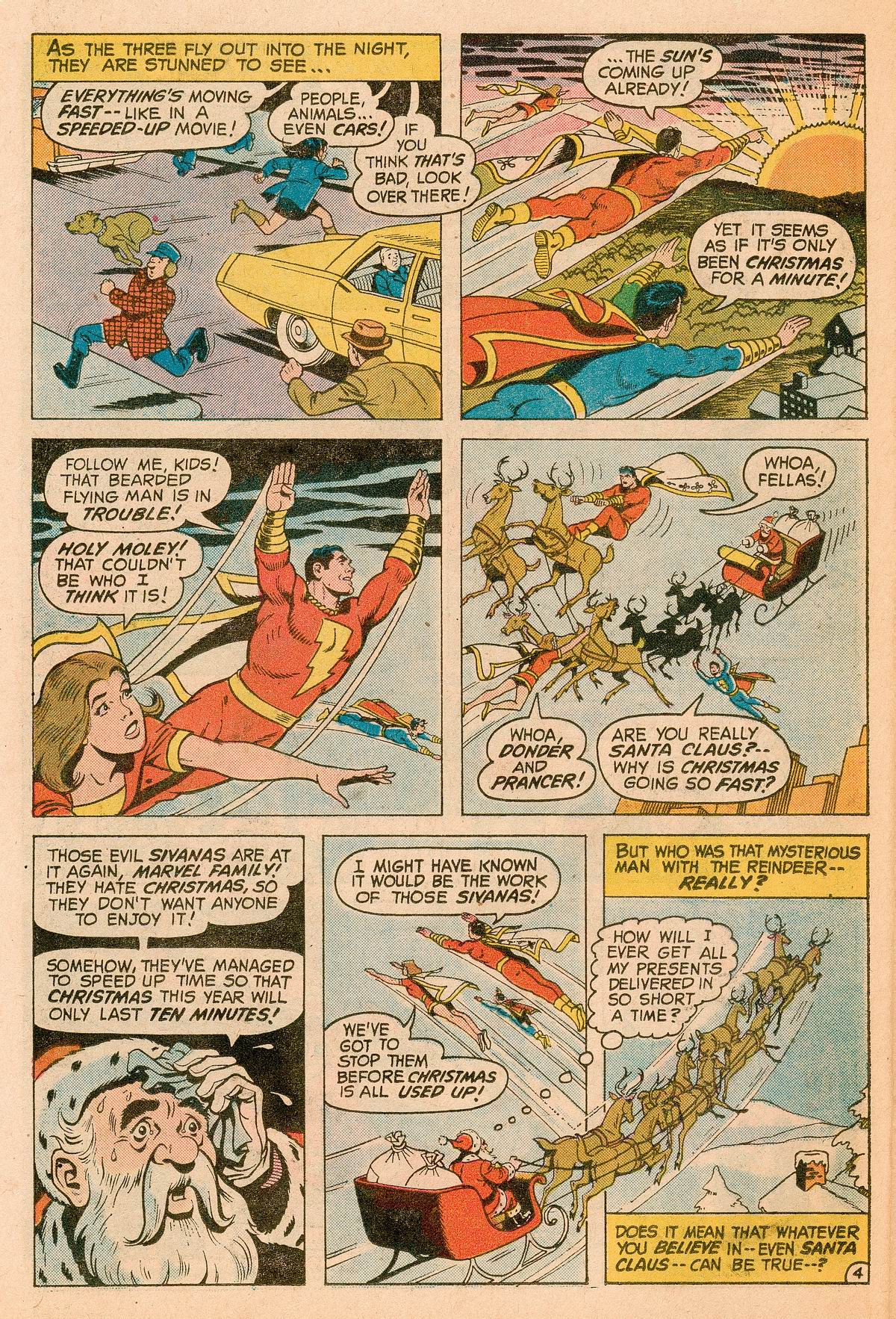 Read online Shazam! (1973) comic -  Issue #11 - 18