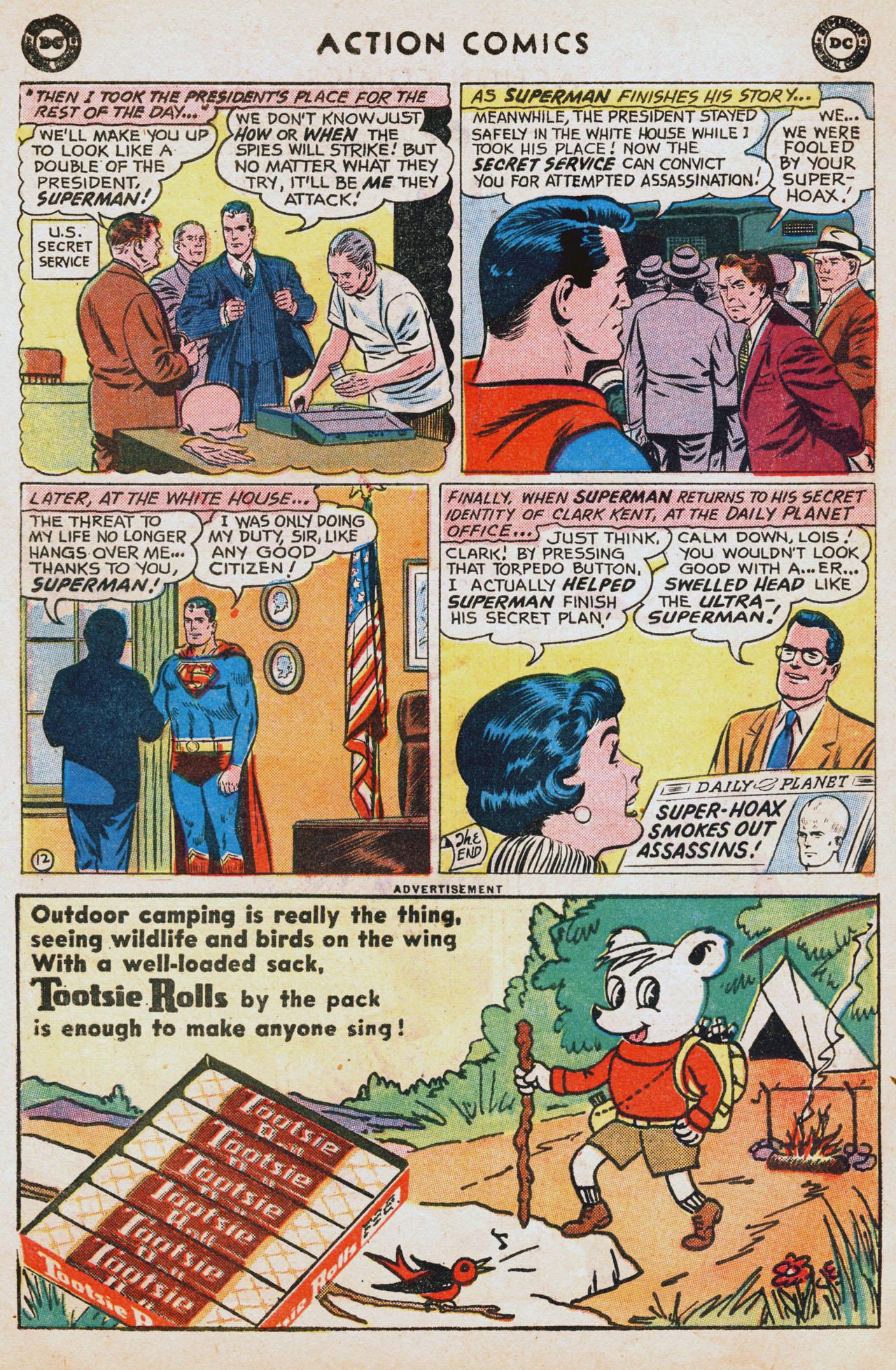 Action Comics (1938) 256 Page 13