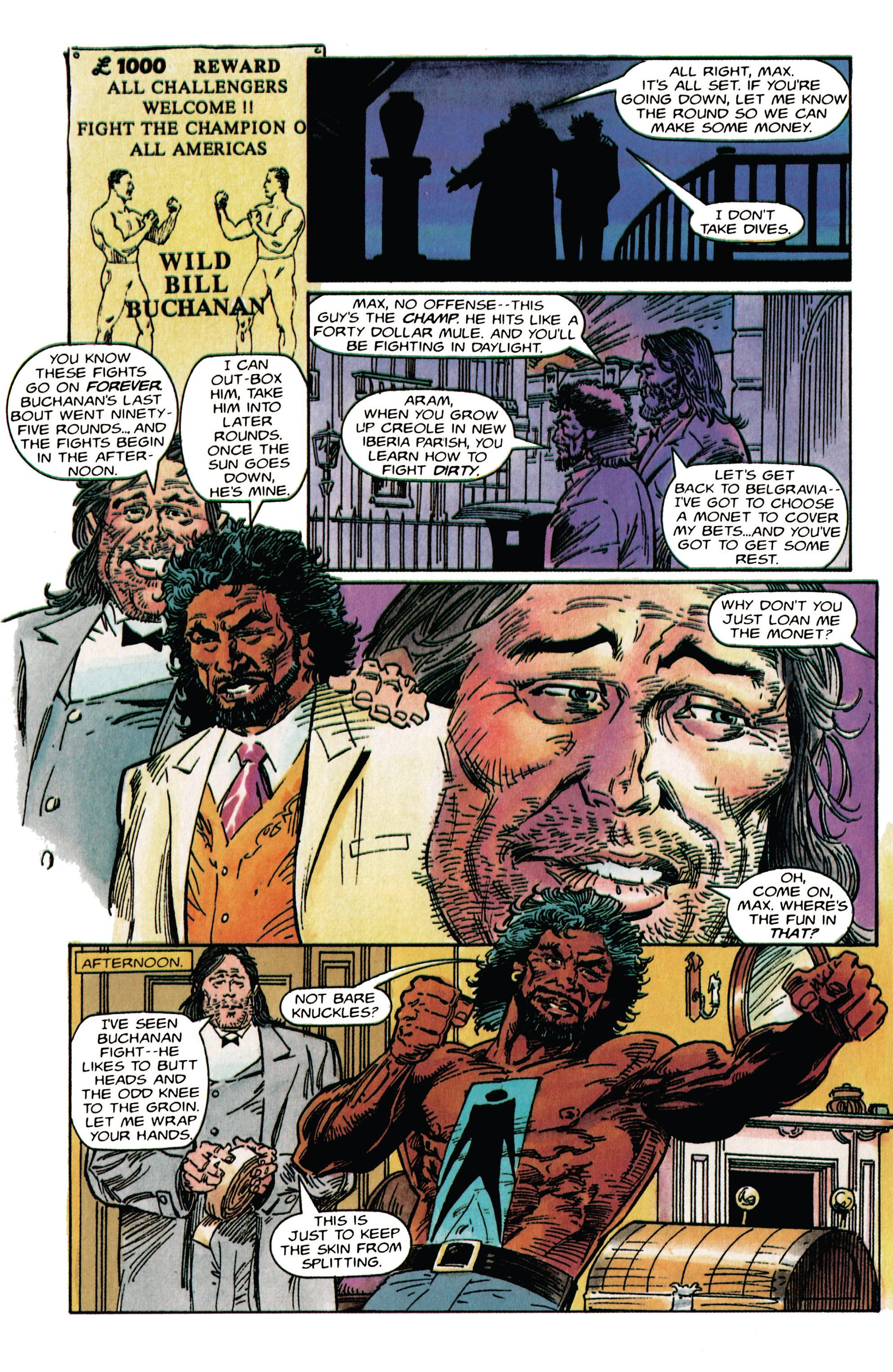 Read online Shadowman (1992) comic -  Issue # _TPB 1 - 18
