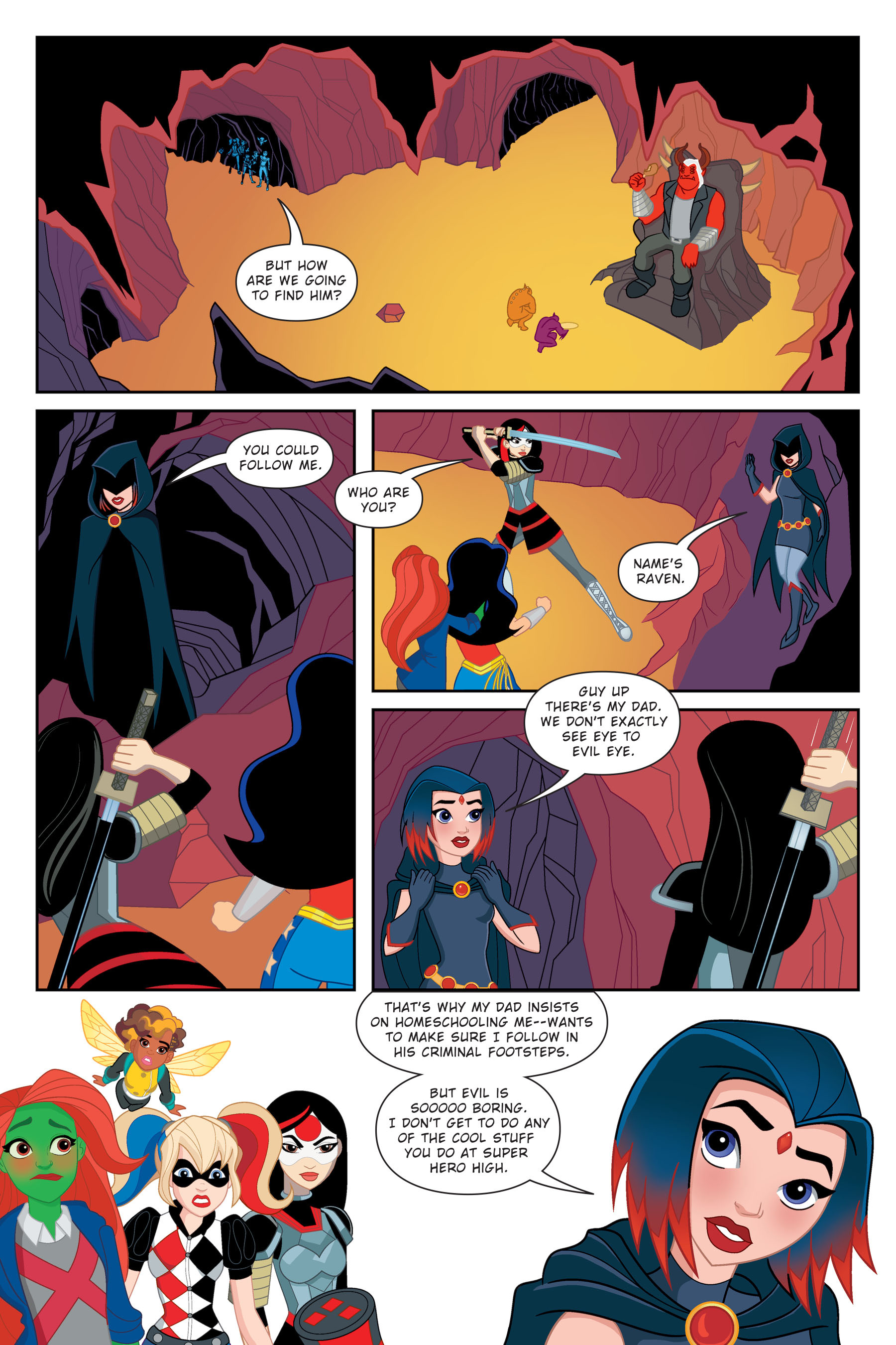 Read online DC Super Hero Girls: Hits and Myths comic -  Issue # Full - 86