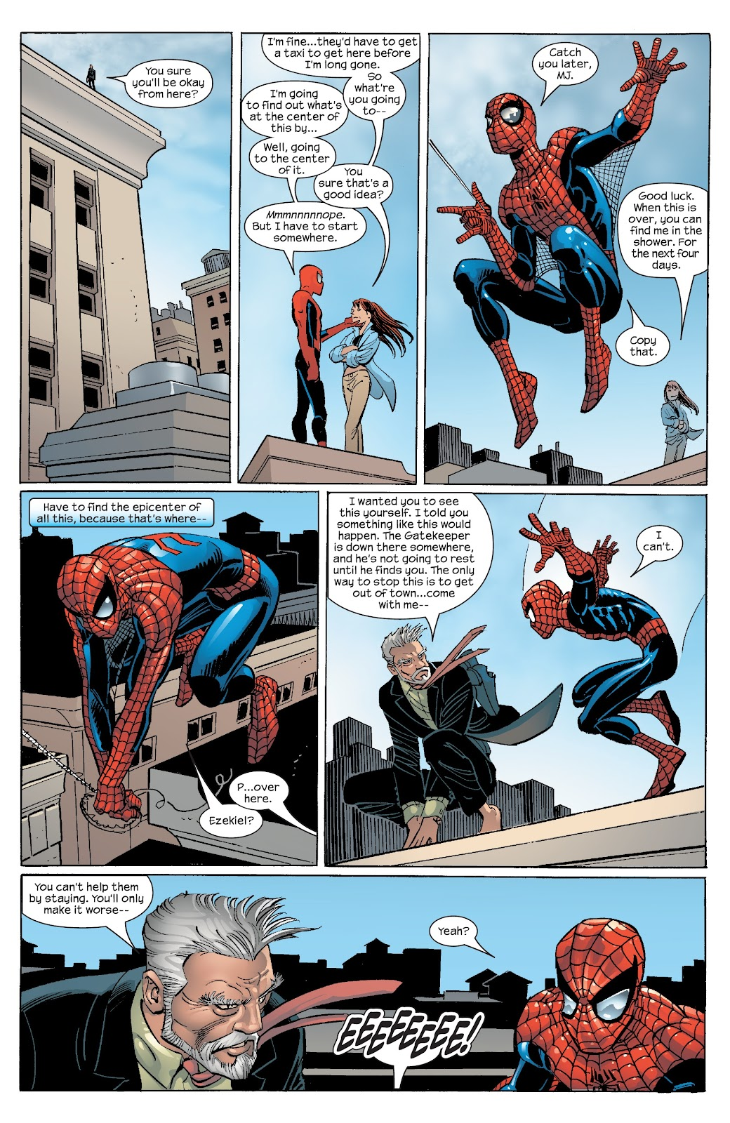 The Amazing Spider-Man by JMS Ultimate Collection issue TPB 3 (Part 2) - Page 2