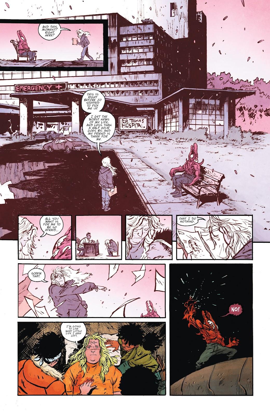 Read online Murder Falcon comic -  Issue #7 - 18