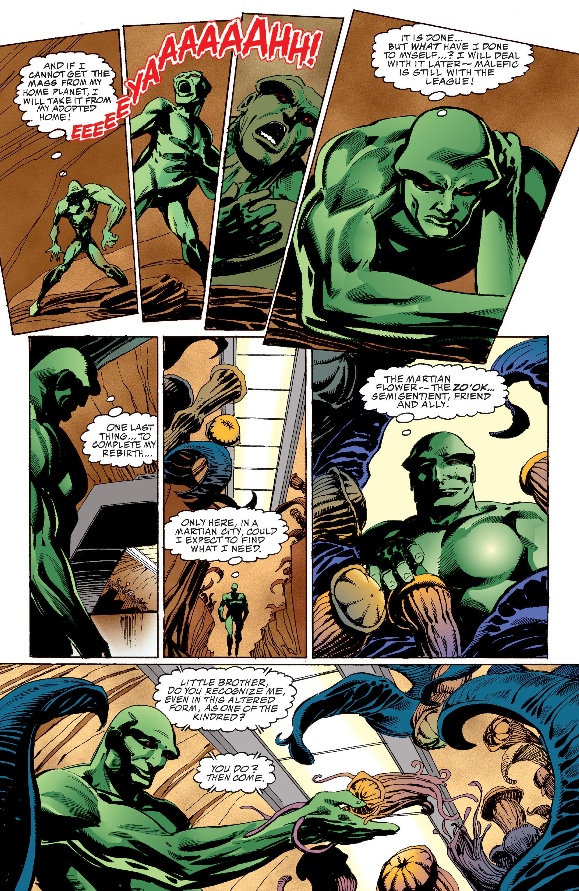 Read online Martian Manhunter: Son of Mars comic -  Issue # TPB - 208