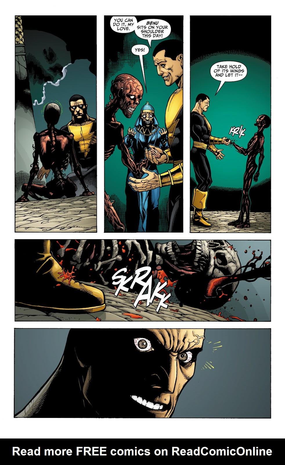 Black Adam: The Dark Age issue 6 - Page 16