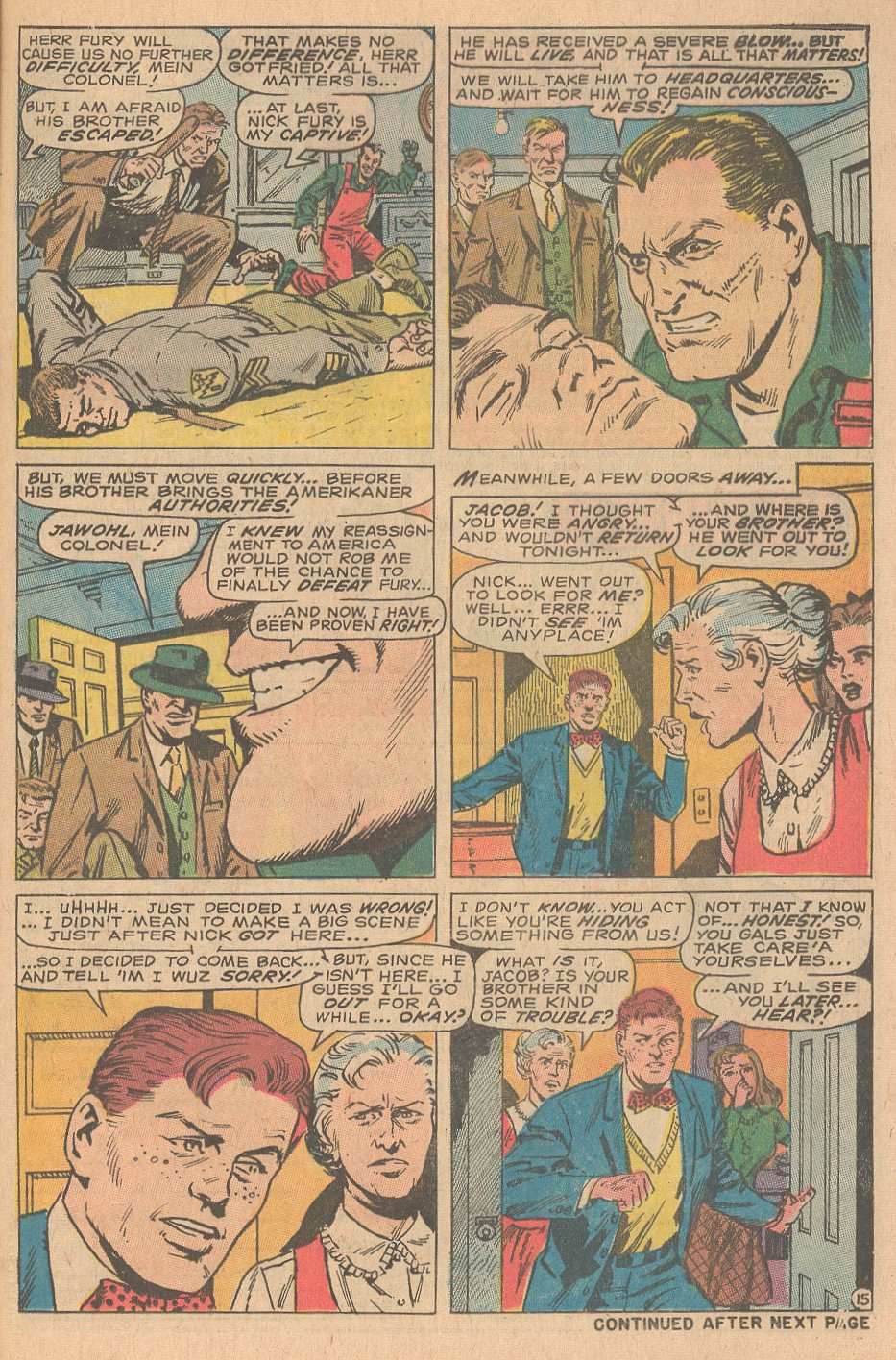 Read online Sgt. Fury comic -  Issue #68 - 21
