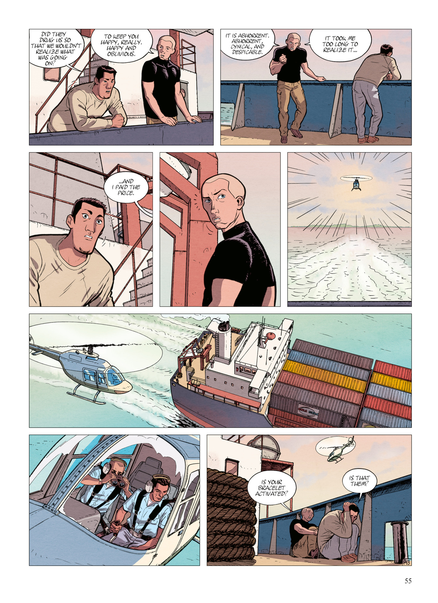 Read online Alter Ego comic -  Issue #5 - 57