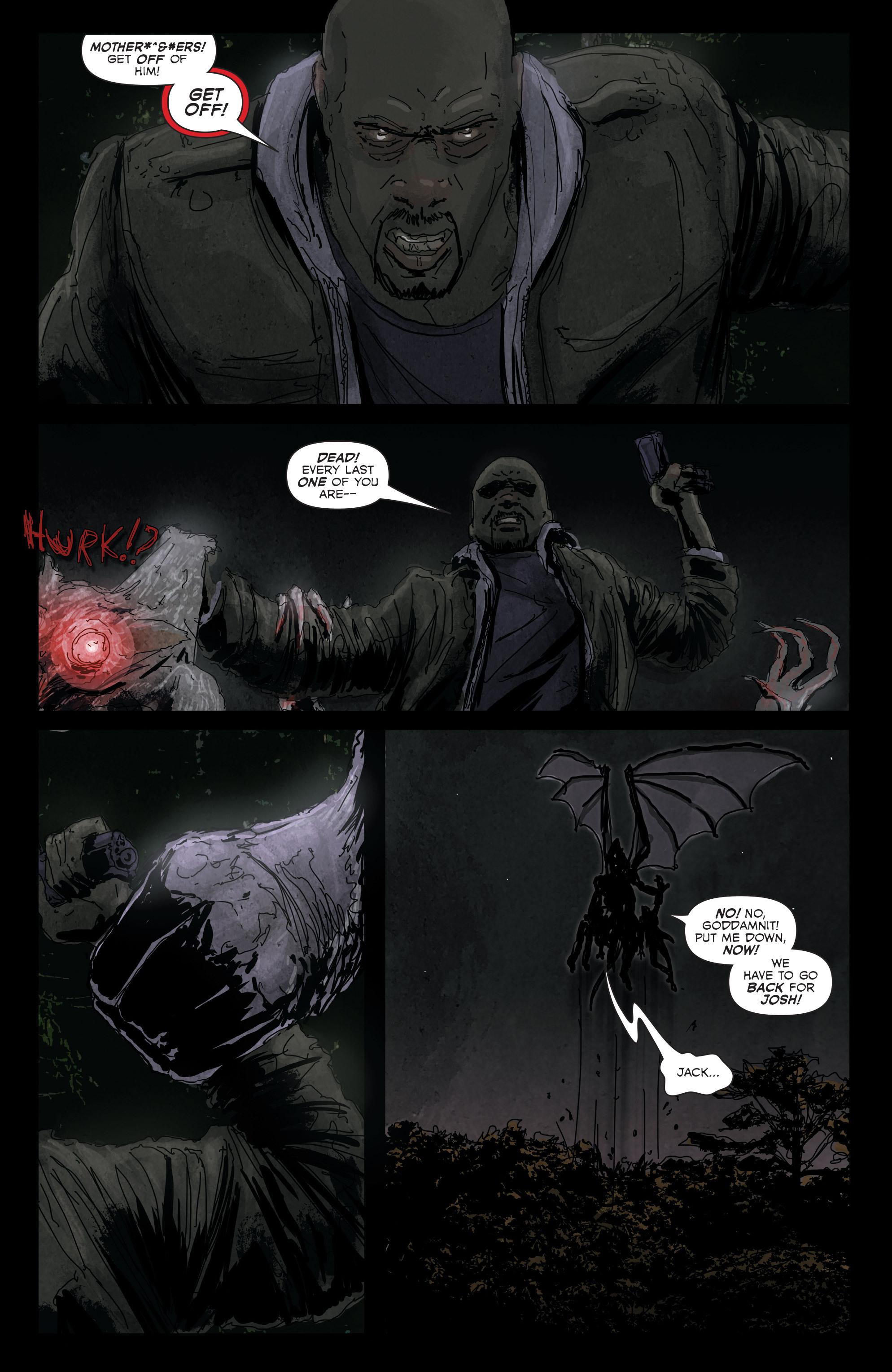 Read online Hoax Hunters (2012) comic -  Issue # TPB 3 - 74