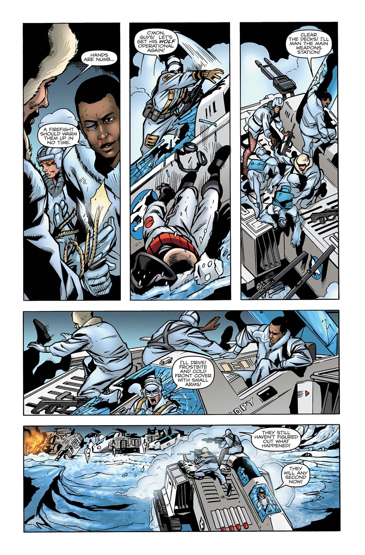 G.I. Joe: A Real American Hero 168 Page 15