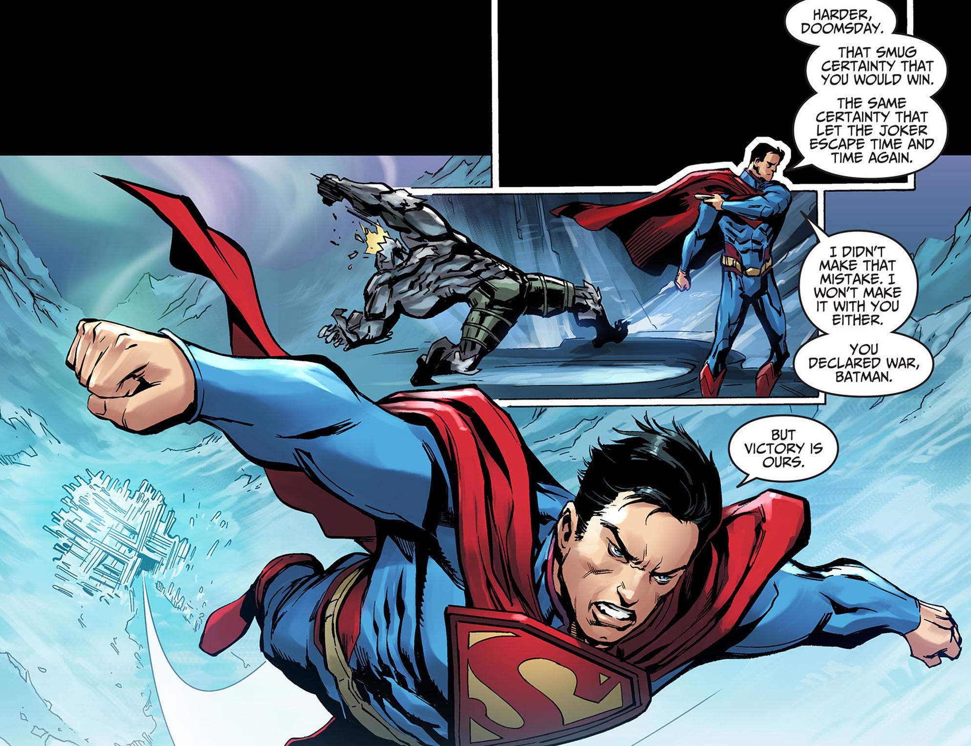 Read online Injustice: Ground Zero comic -  Issue #5 - 5
