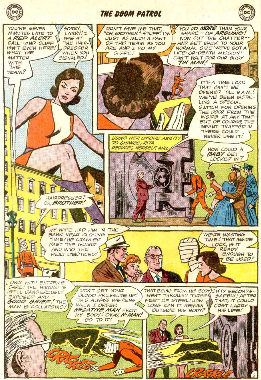 Doom Patrol (1964) issue 92 - Page 4