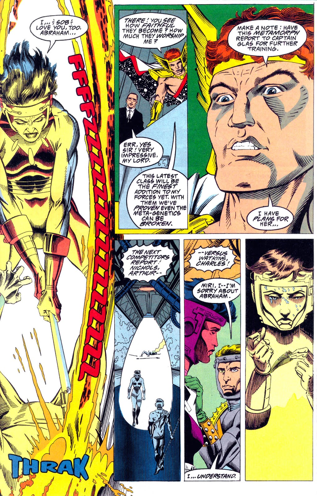 Read online Team Titans comic -  Issue #1b - 14
