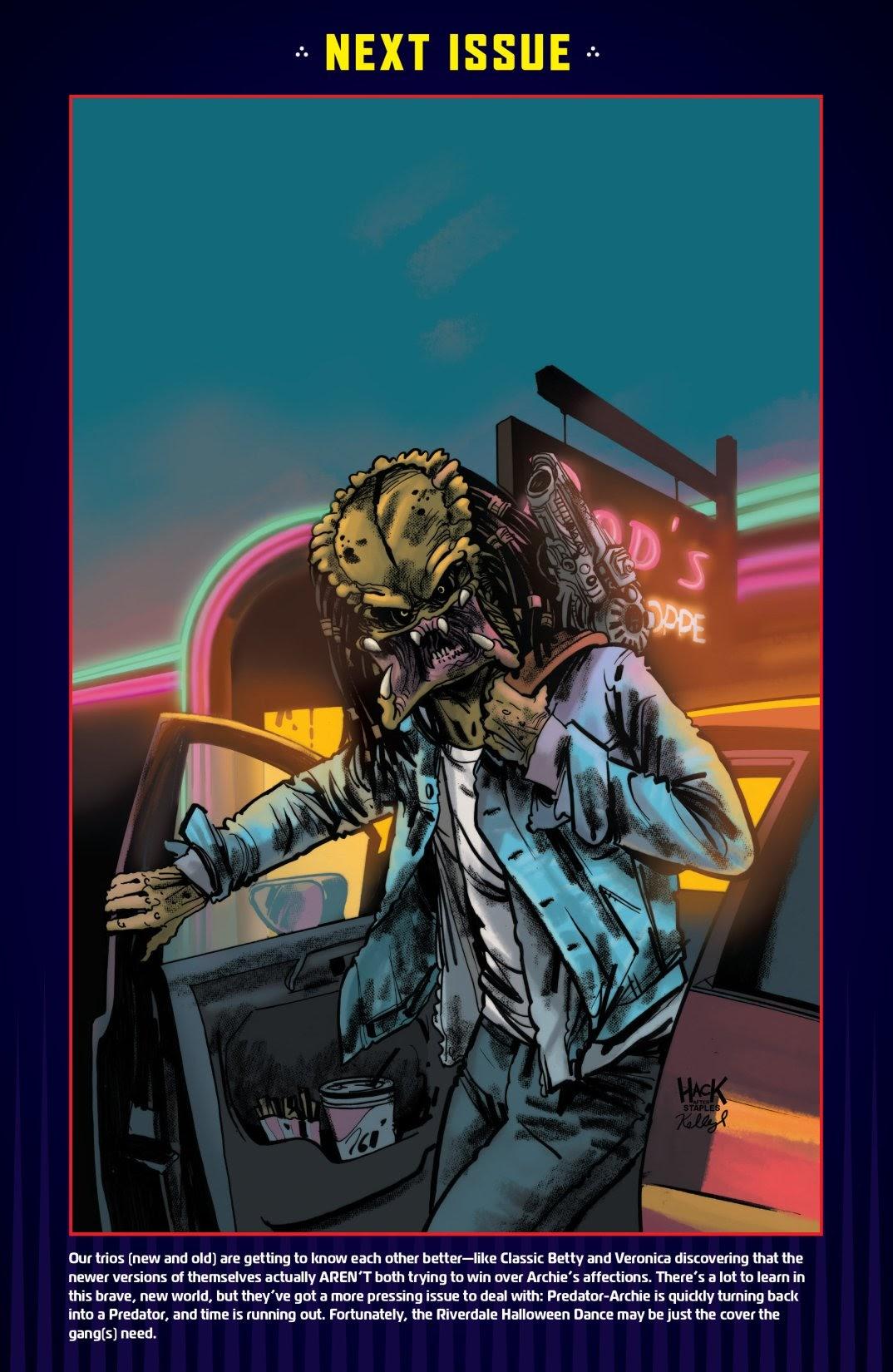 Archie vs. Predator II #1 #1 - English 27