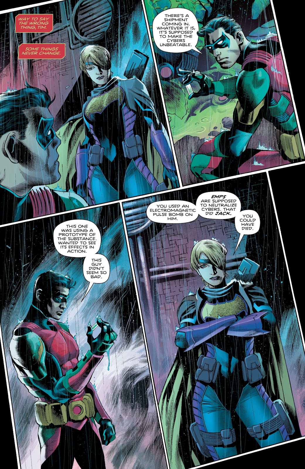 Future State: Robin Eternal issue 1 - Page 9