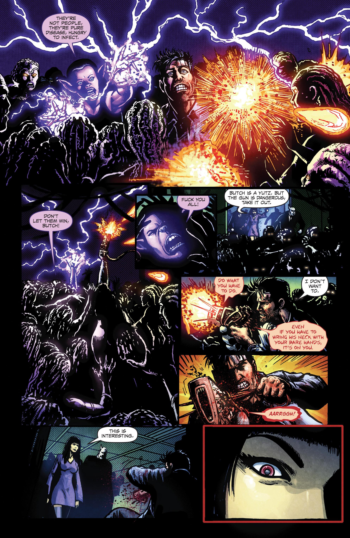 Read online Ballistic (2013) comic -  Issue #5 - 17