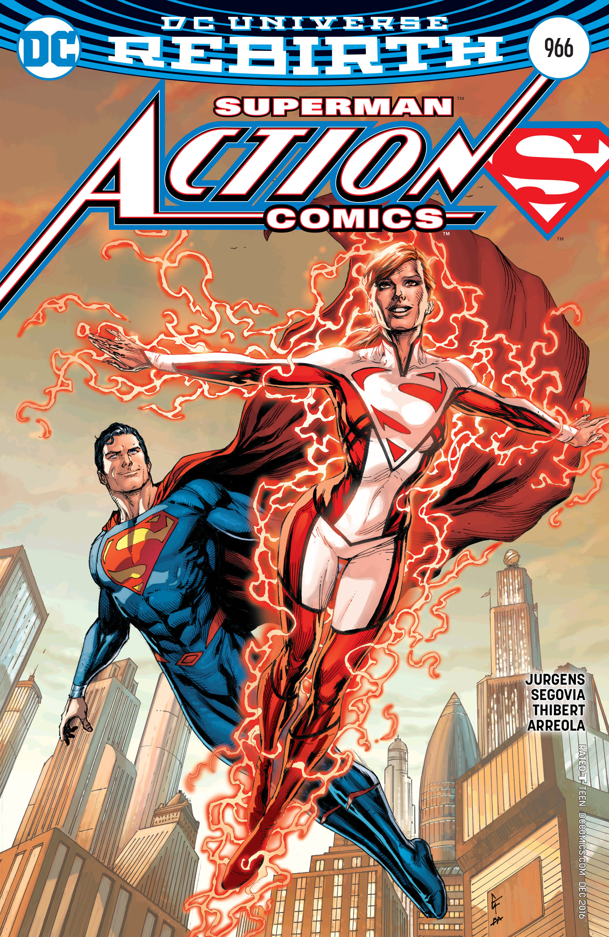 Read online Action Comics (2016) comic -  Issue #966 - 3