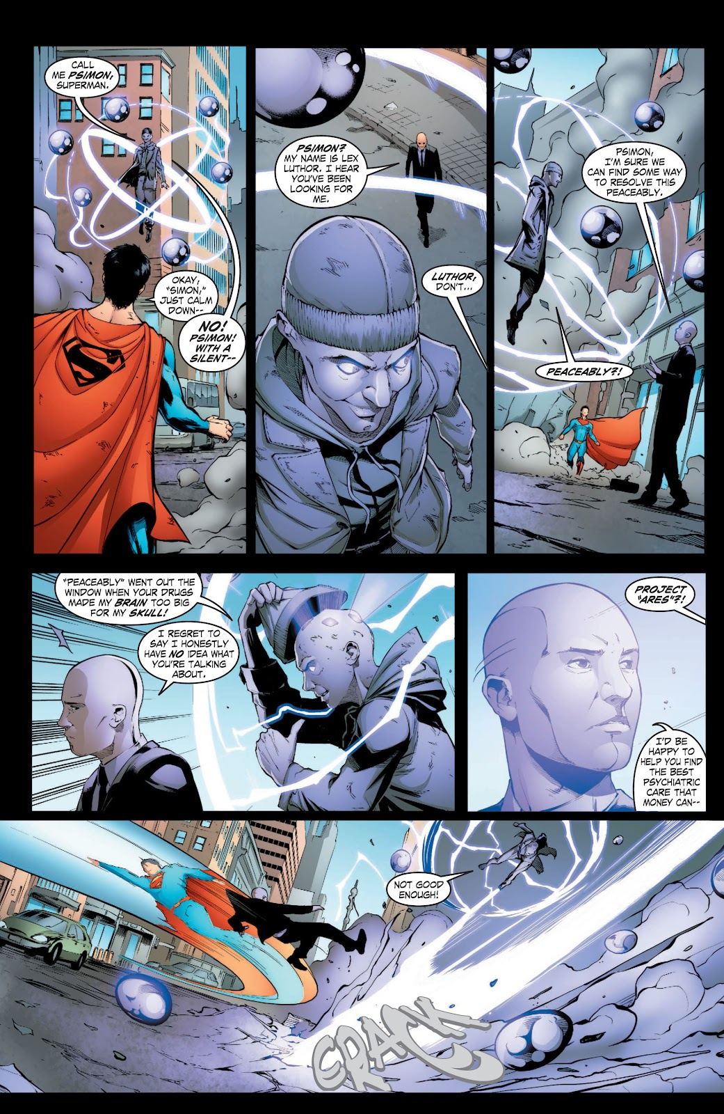 Read online Smallville Season 11 [II] comic -  Issue # TPB 3 - 13