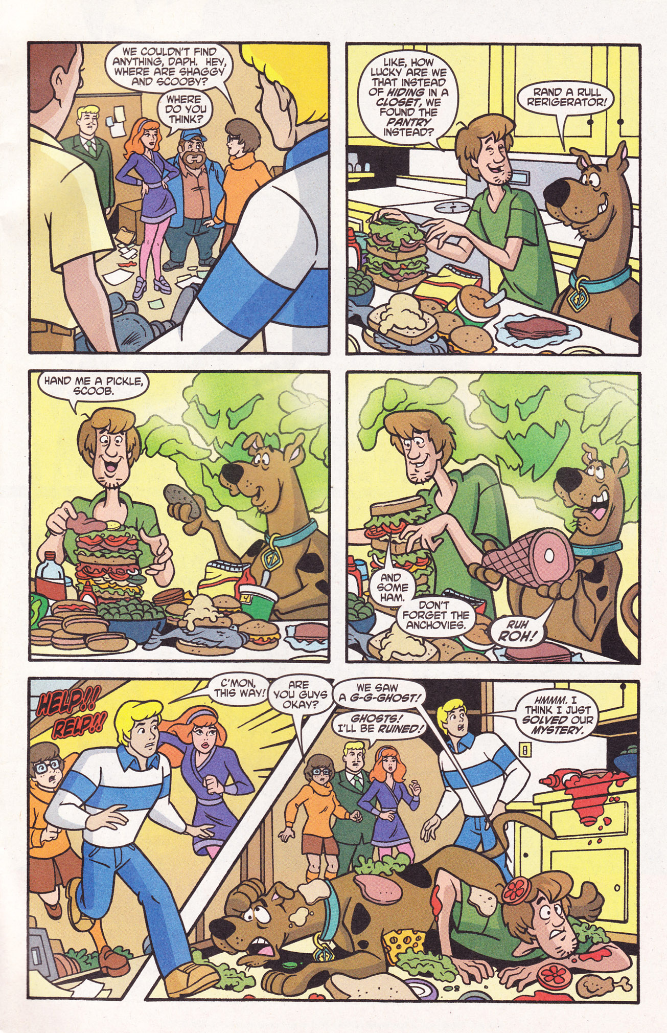 Read online Scooby-Doo (1997) comic -  Issue #110 - 33