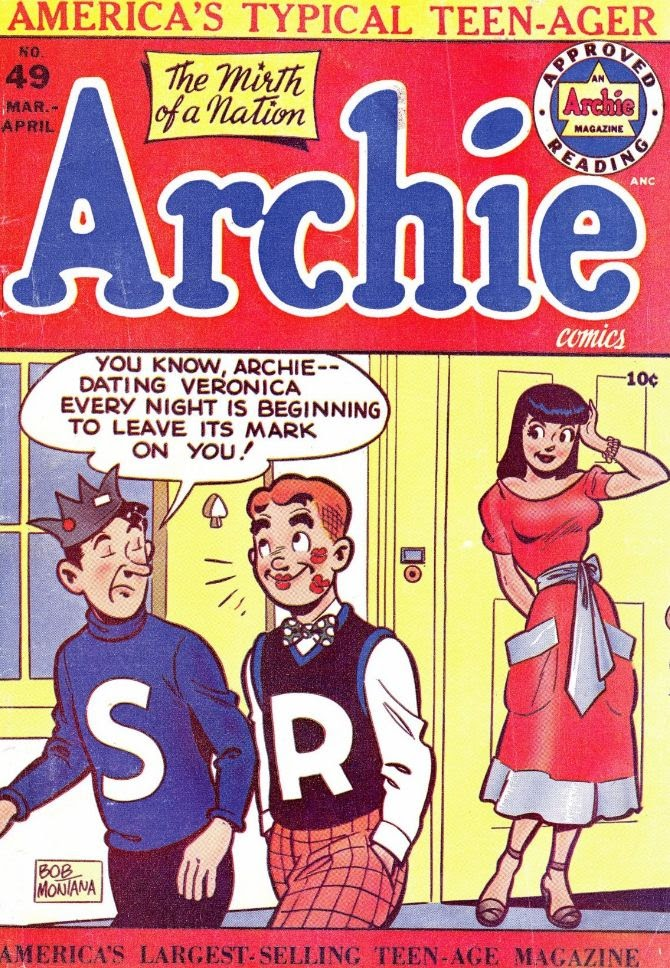 Archie Comics issue 049 - Page 1