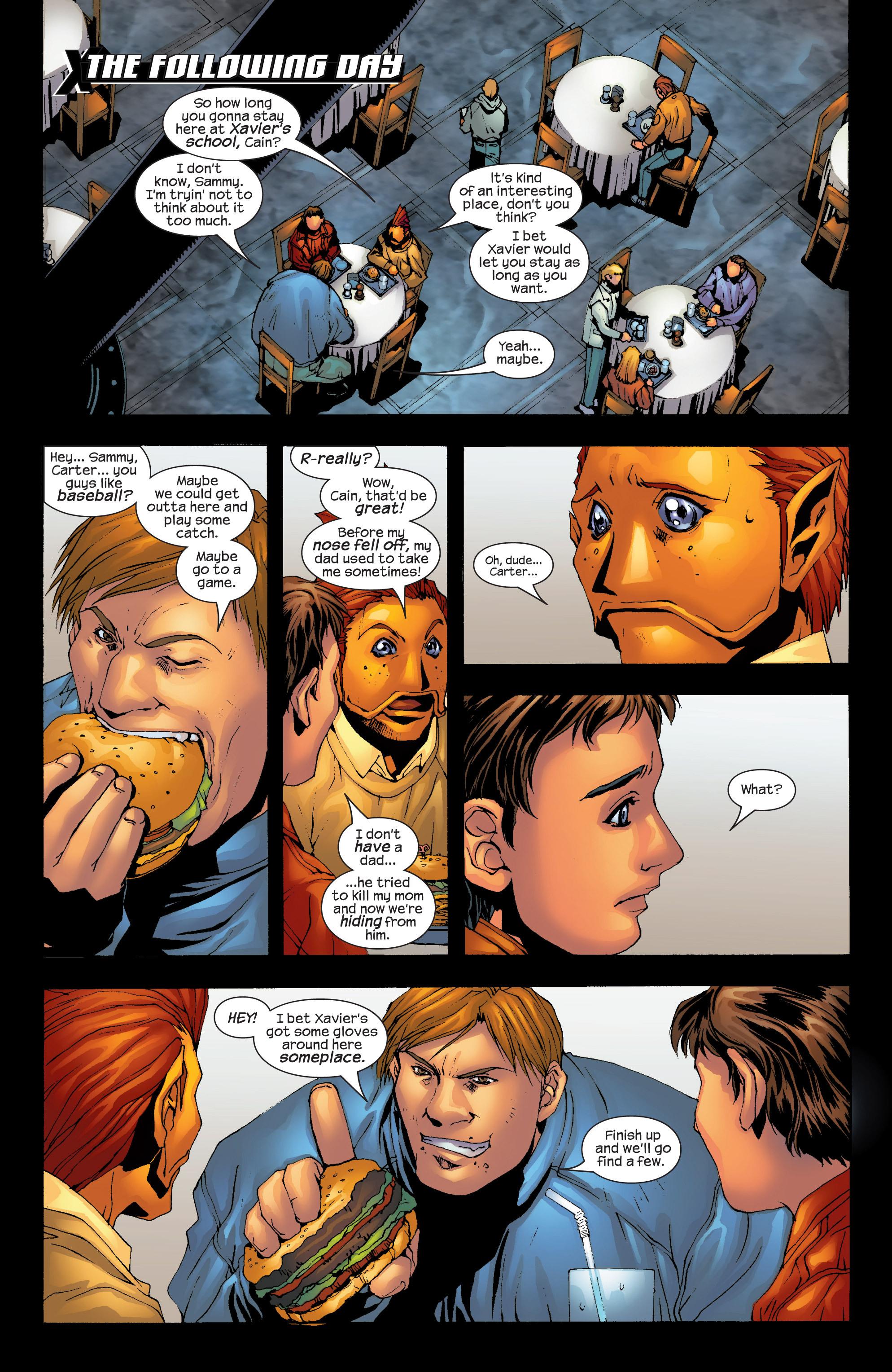Read online Uncanny X-Men (1963) comic -  Issue #417 - 10