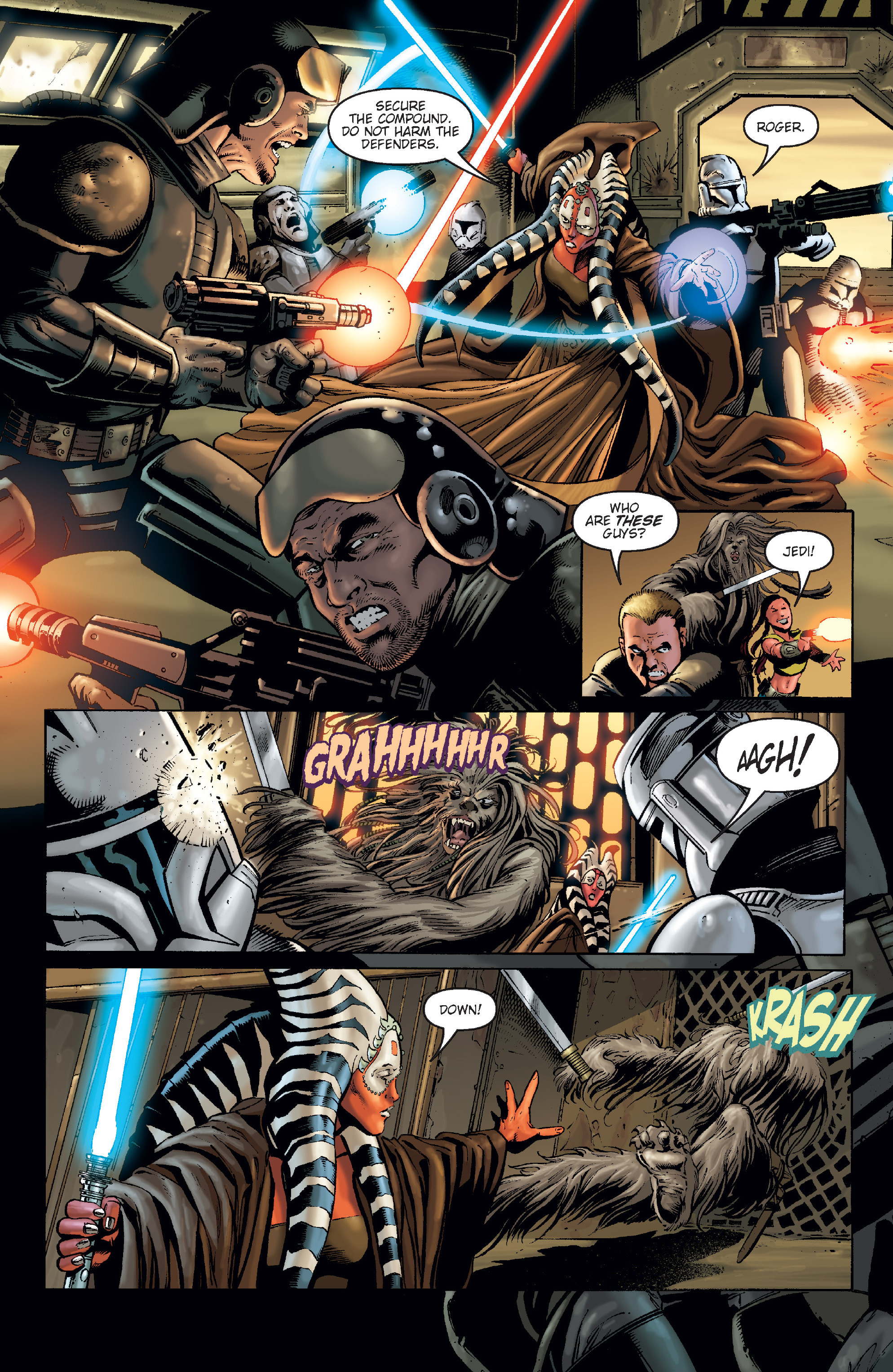 Read online Star Wars Omnibus comic -  Issue # Vol. 24 - 197