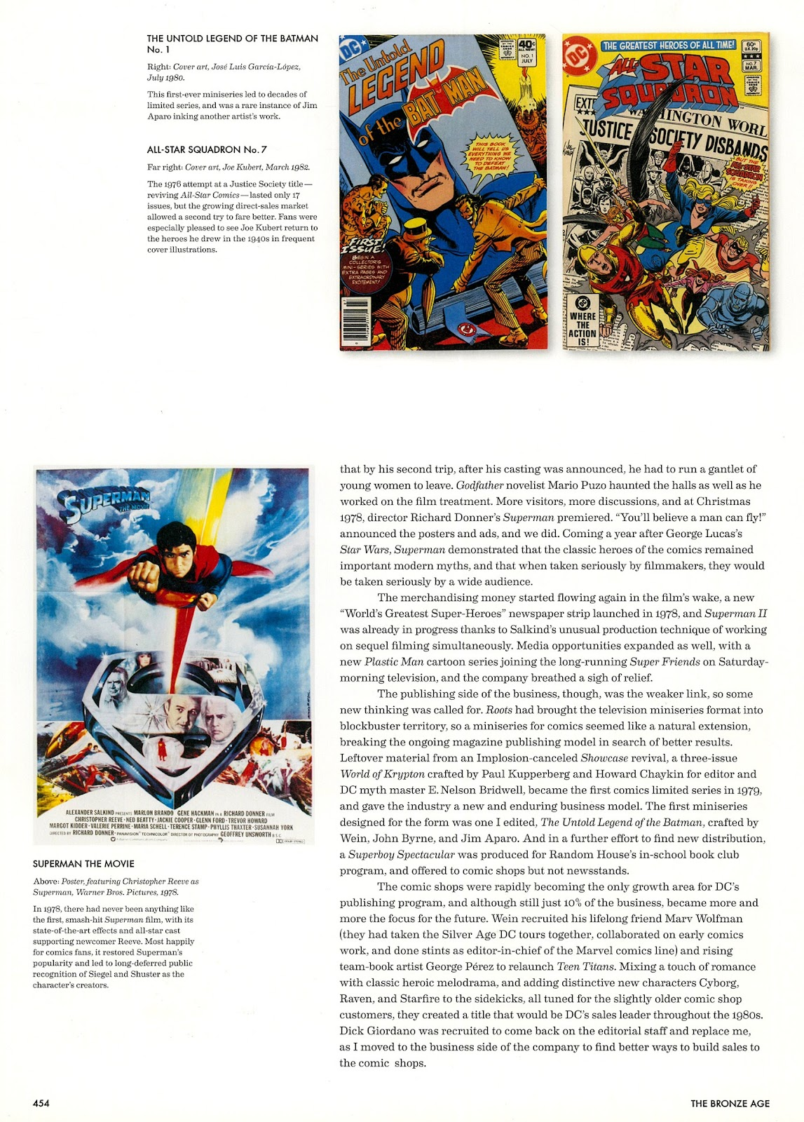 Read online 75 Years Of DC Comics comic -  Issue # TPB (Part 5) - 70