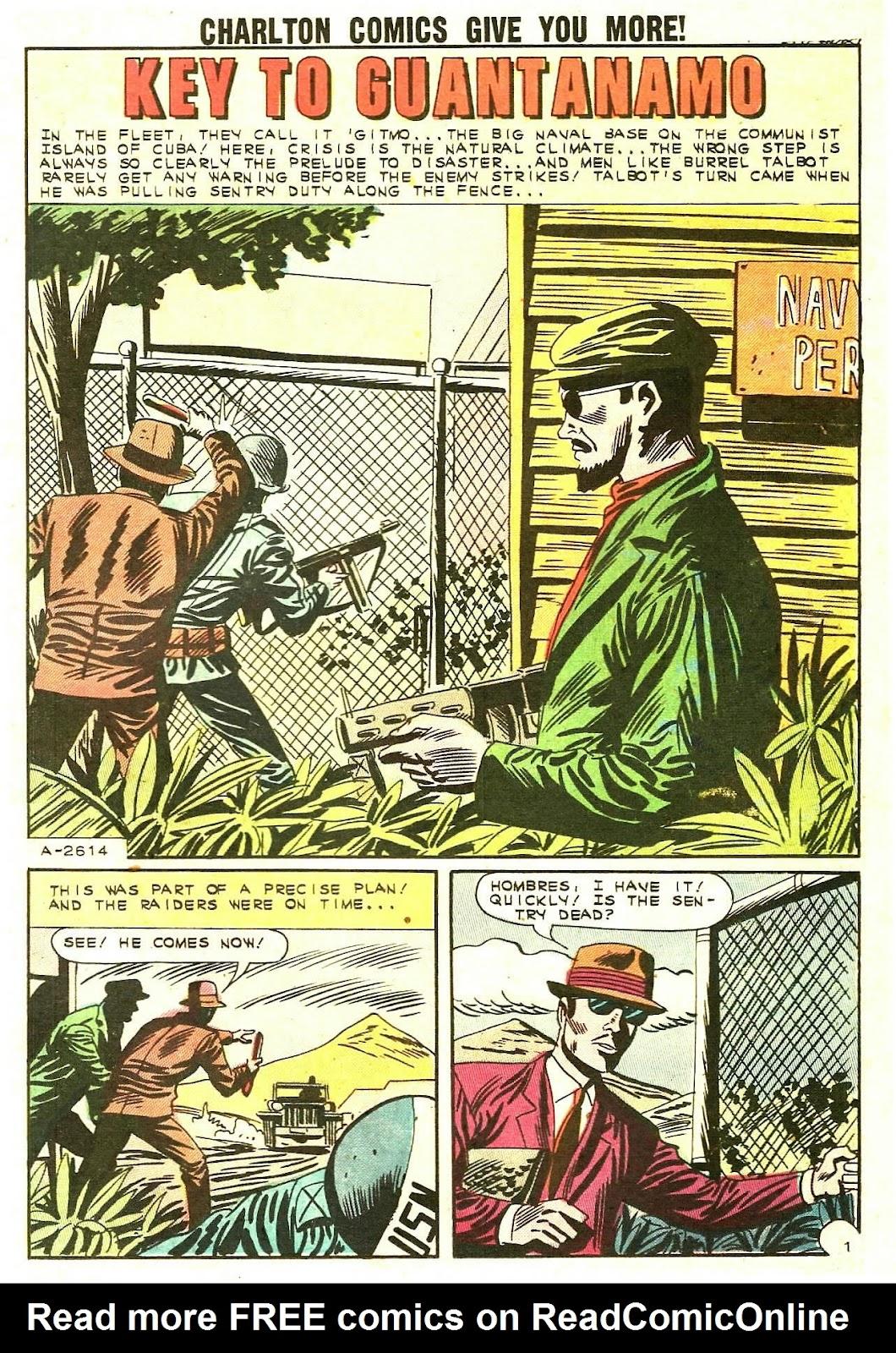 Read online Fightin' Navy comic -  Issue #110 - 23