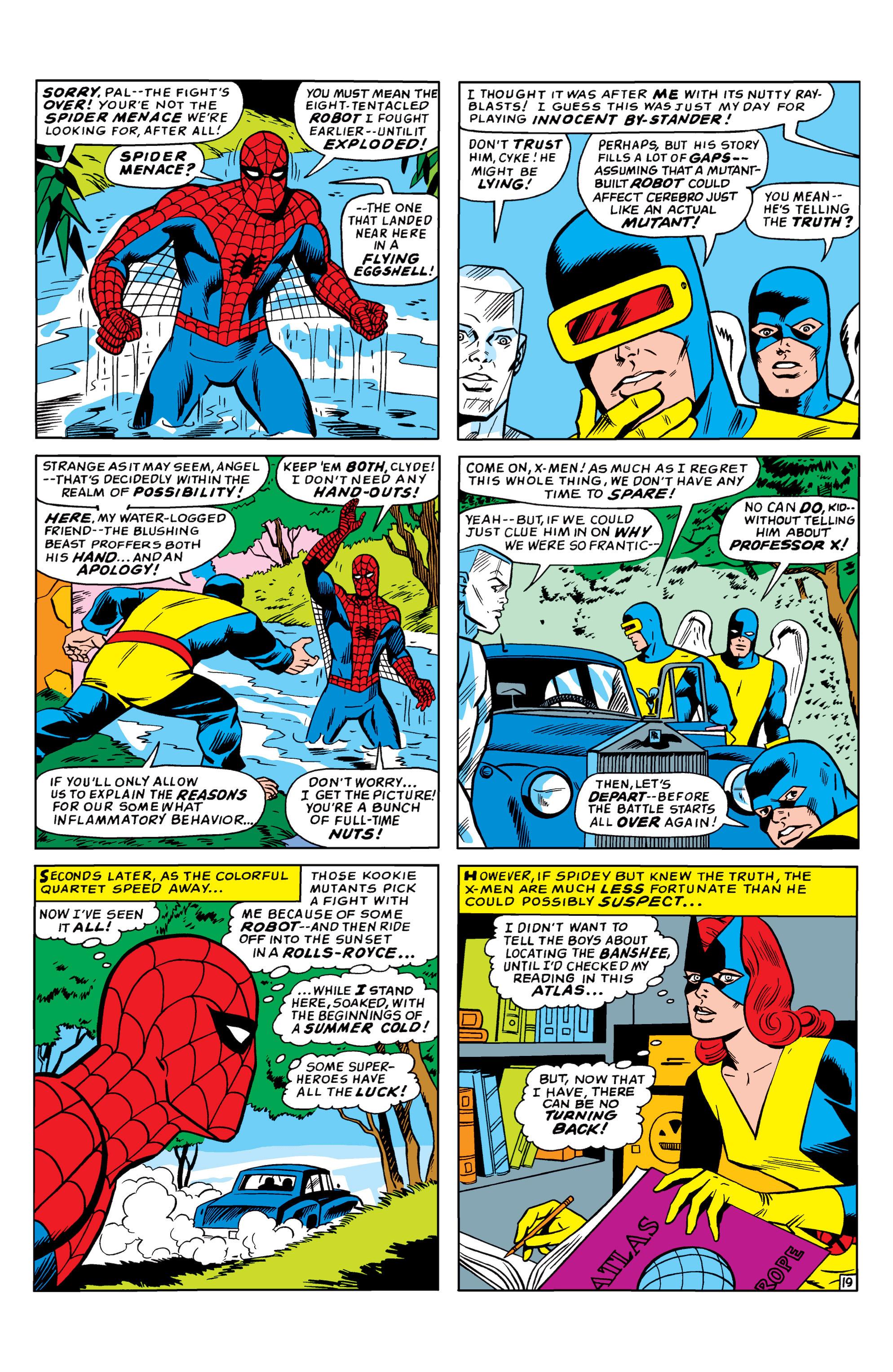 Uncanny X-Men (1963) 35 Page 19