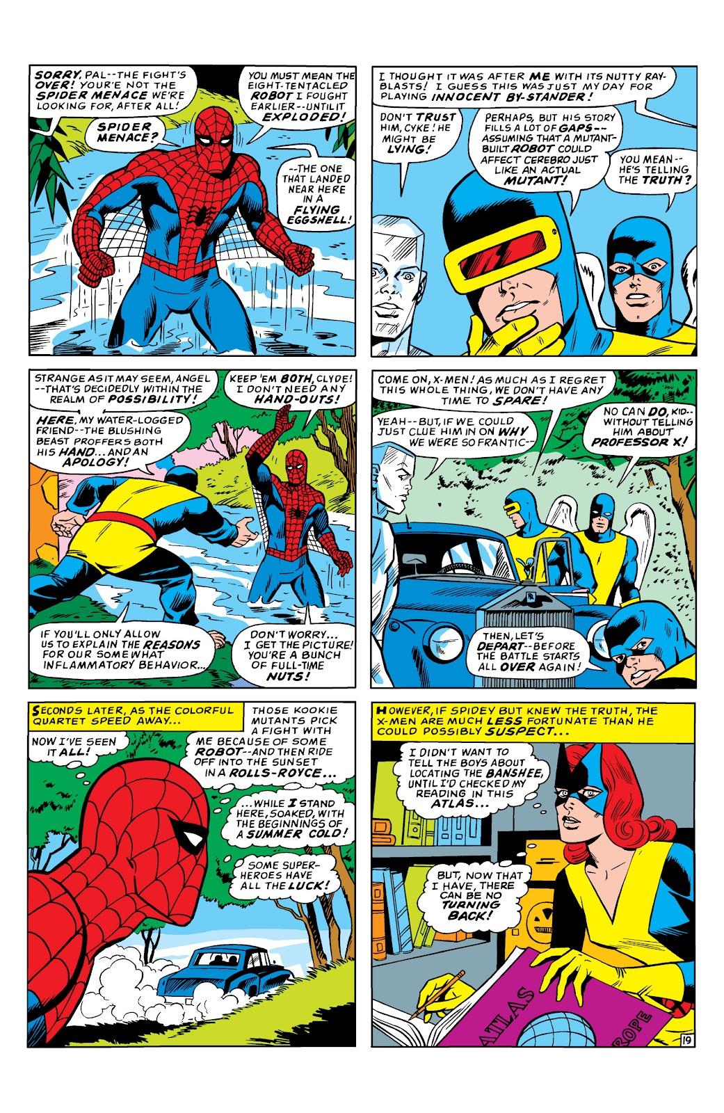 Uncanny X-Men (1963) issue 35 - Page 20