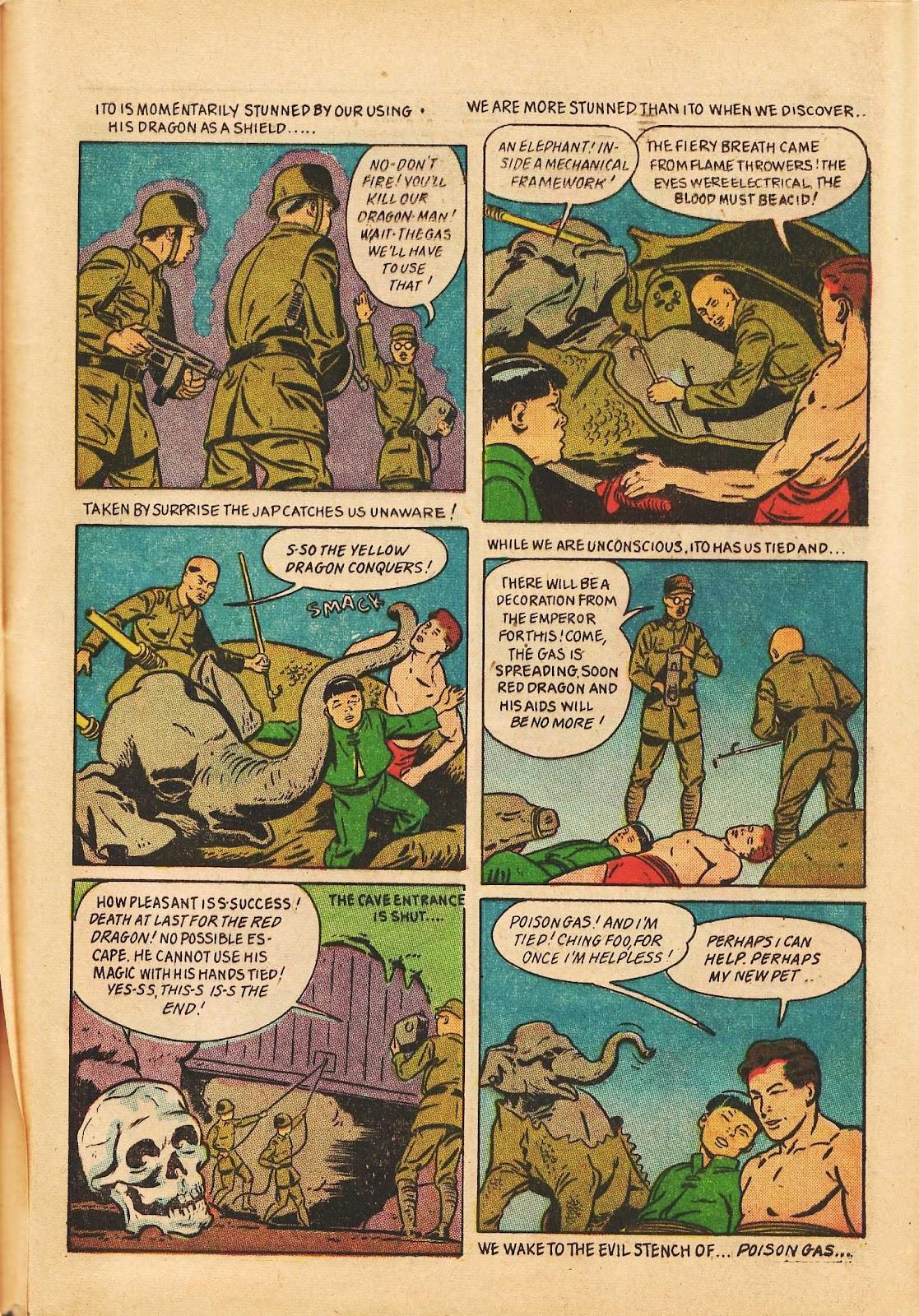 Super-Magician Comics issue 22 - Page 57