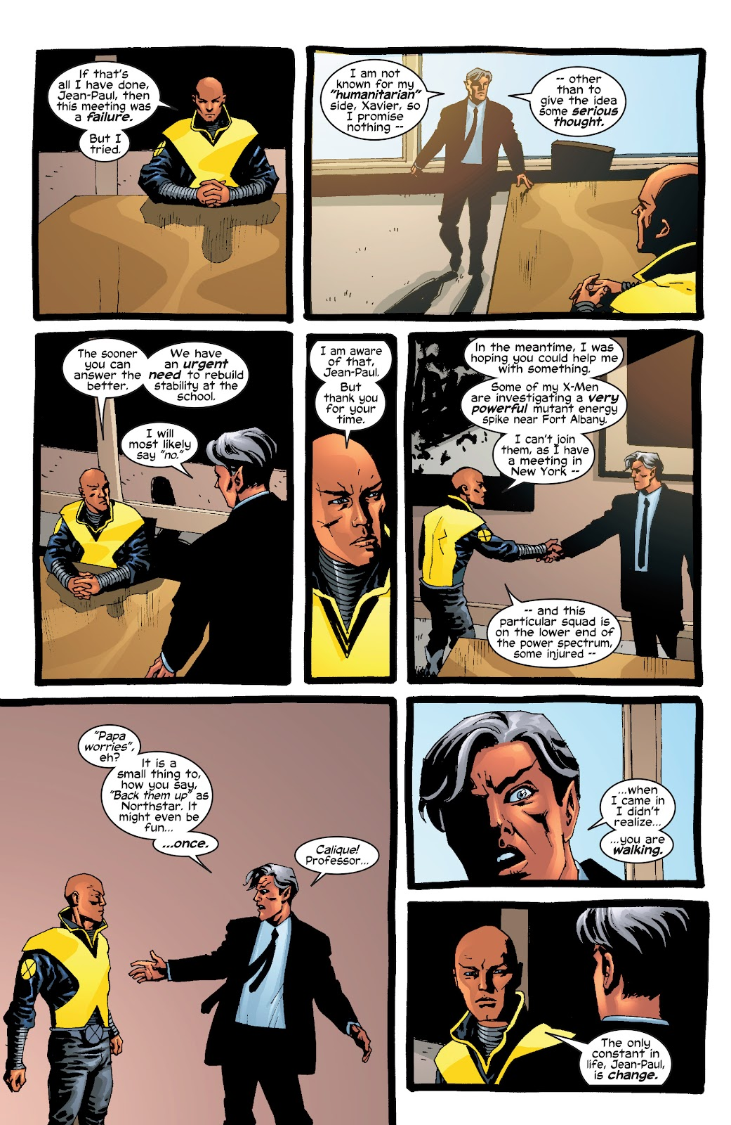 Read online X-Men: Unstoppable comic -  Issue # TPB (Part 2) - 3
