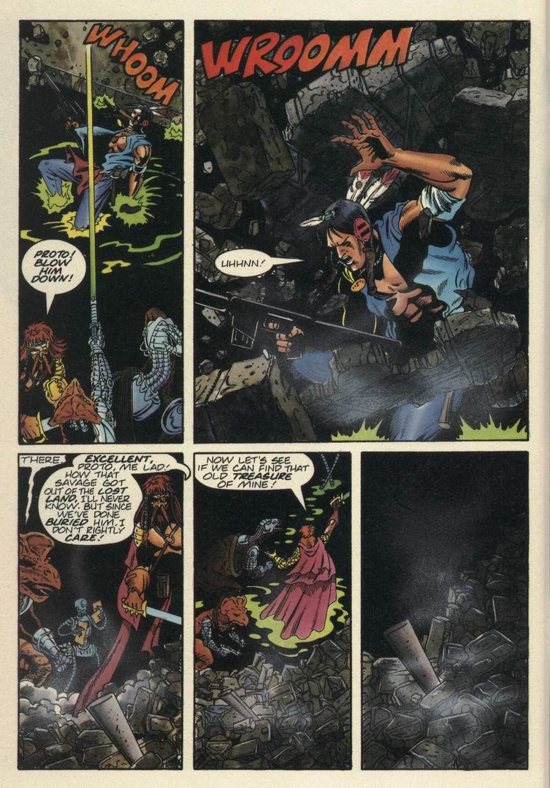 Read online Turok, Dinosaur Hunter (1993) comic -  Issue #15 - 8