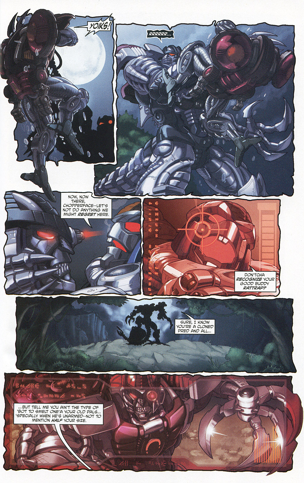 Read online Transformers 20th Anniversary Summer Special comic -  Issue # Full - 36