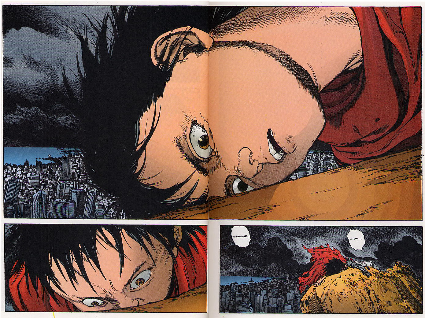 Read online Akira comic -  Issue #22 - 9