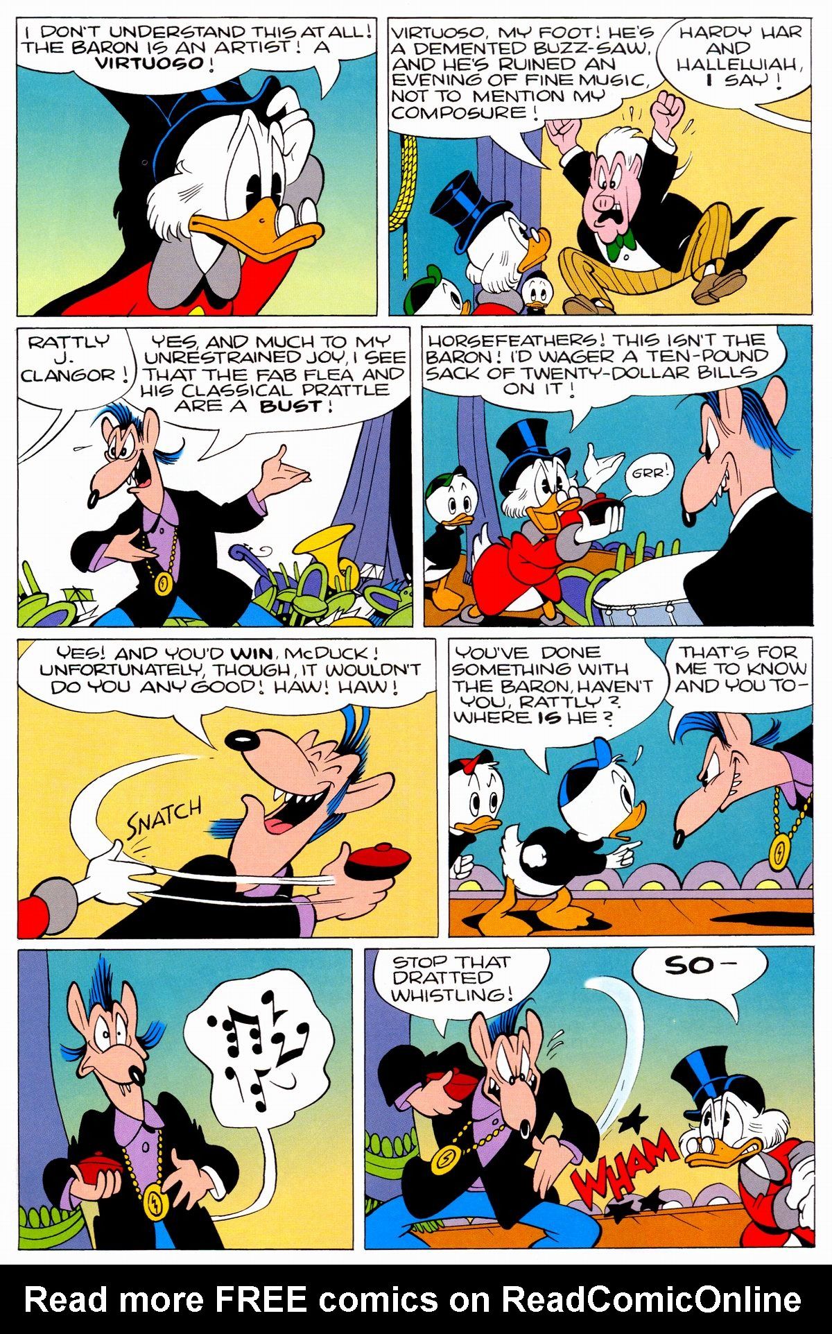 Read online Uncle Scrooge (1953) comic -  Issue #326 - 45